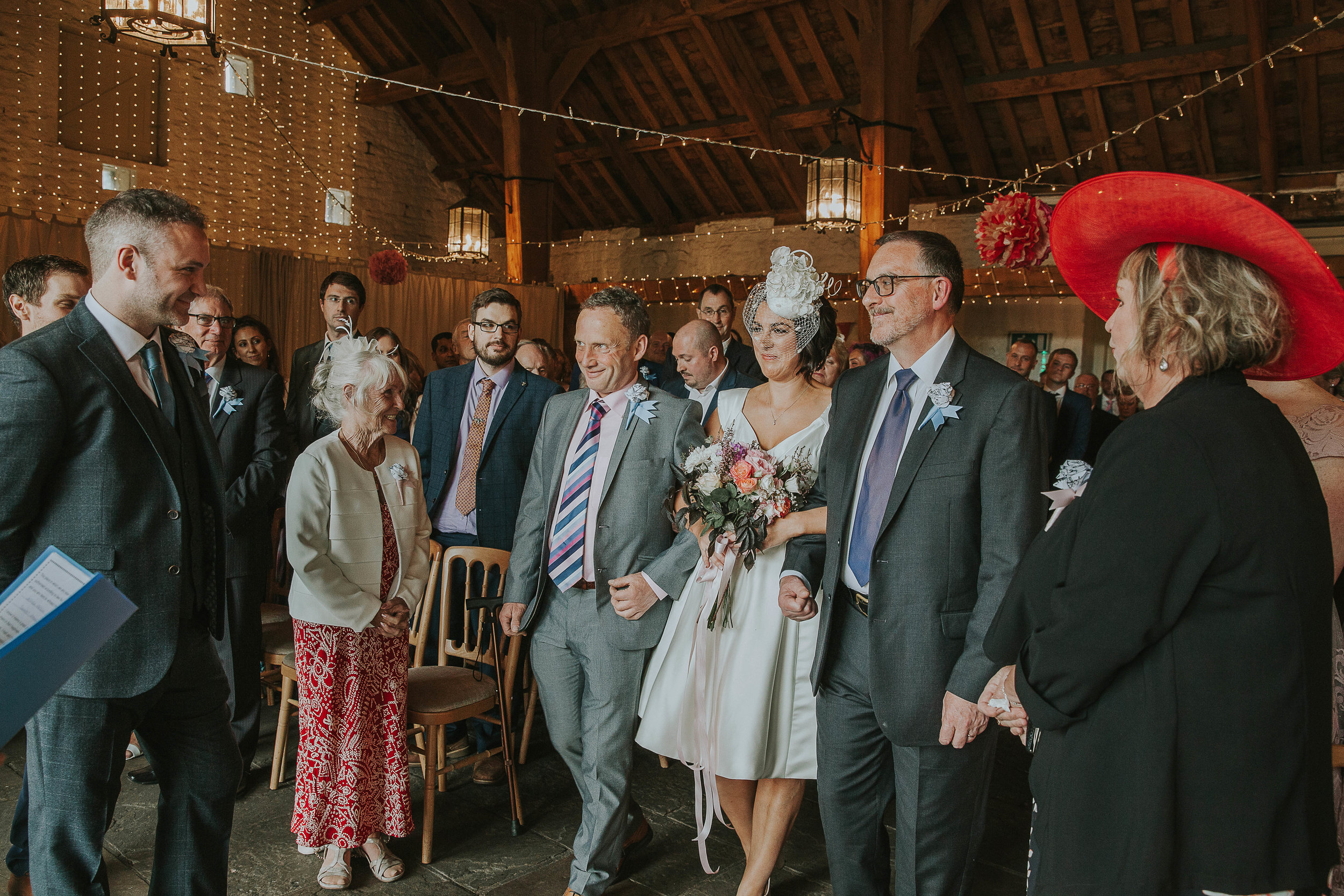 ceremony at East Riddlesden Hall