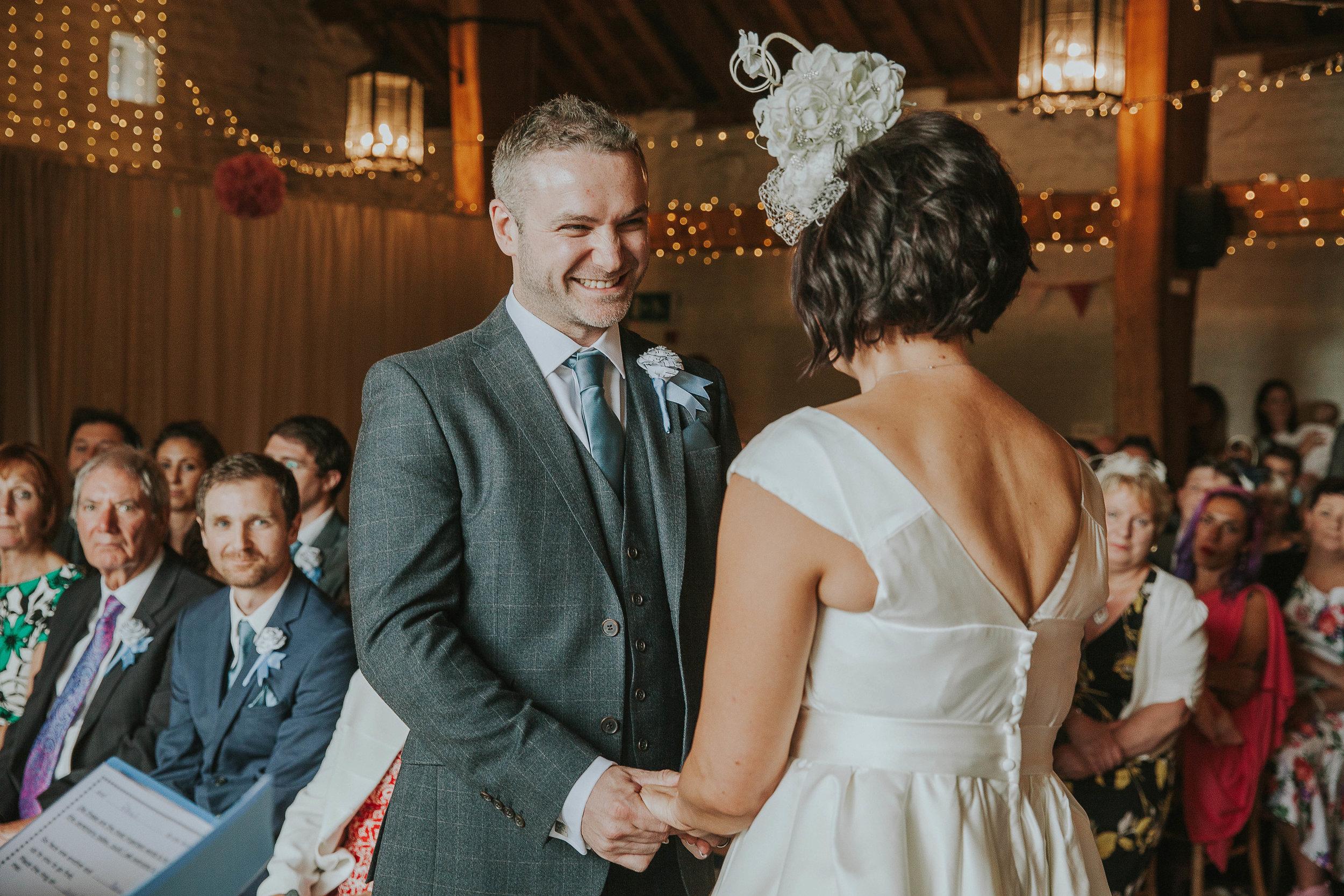 barn wedding East Riddlesden Hall