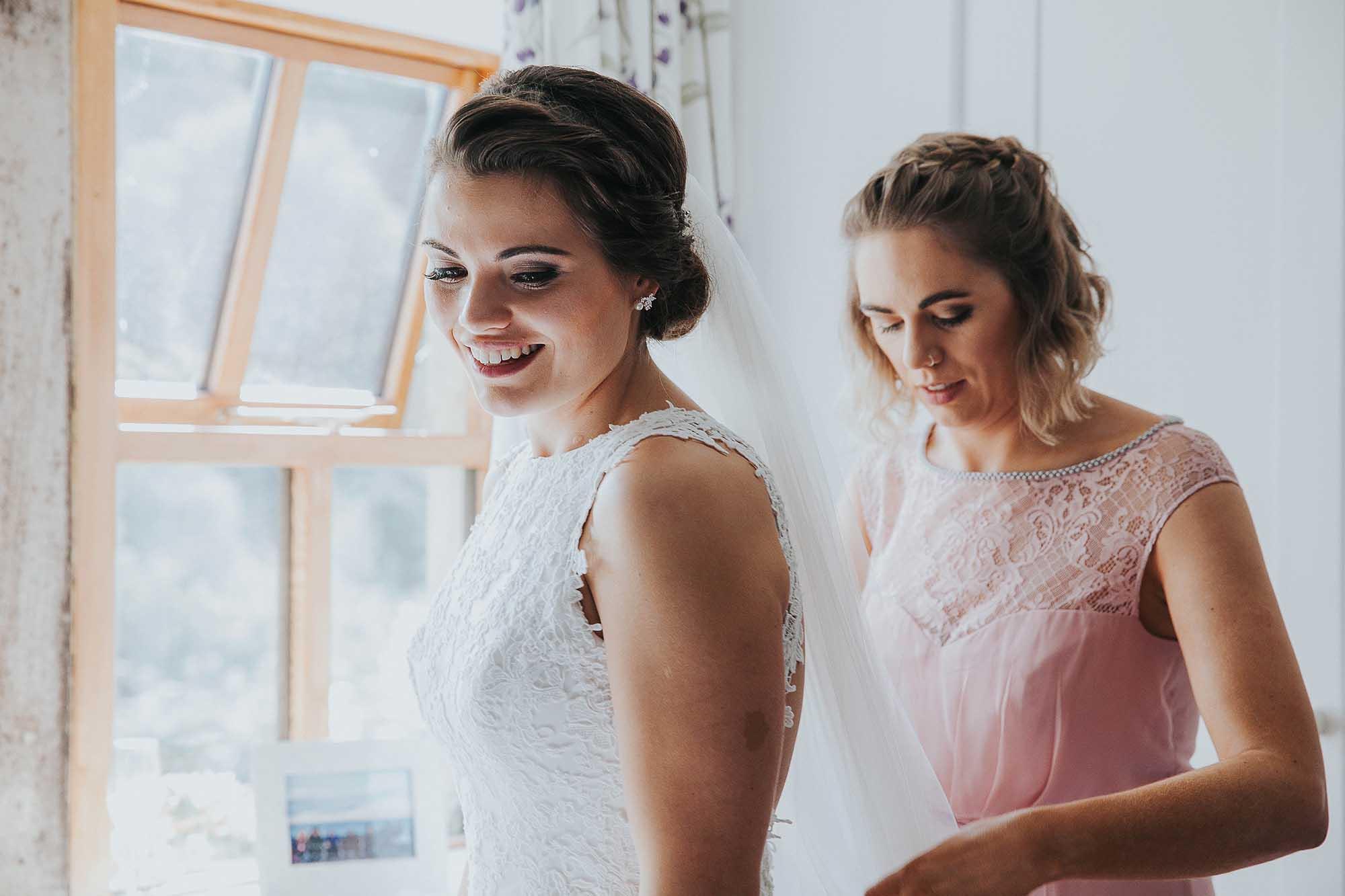 West Yorkshire Bride
