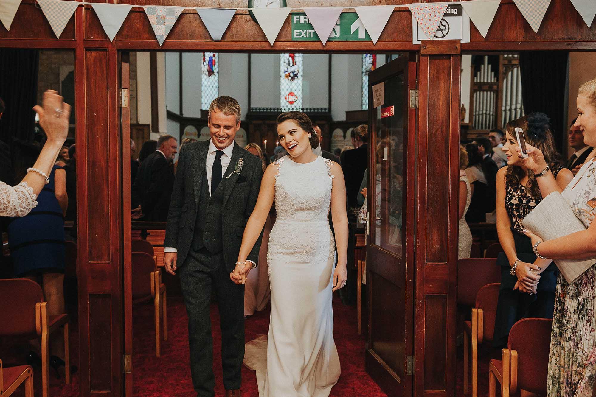 Ripponden church wedding