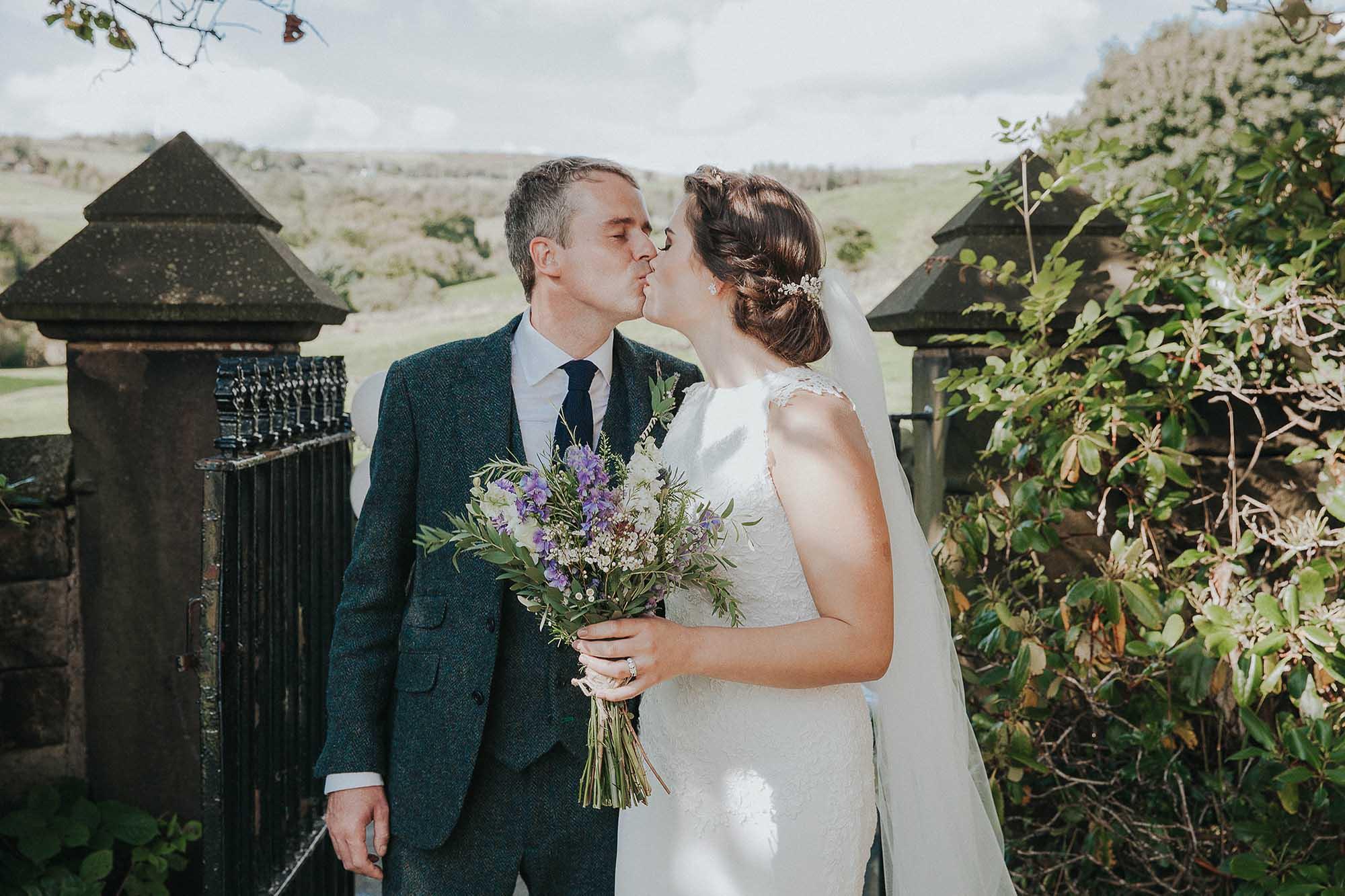 Ripponden wedding day