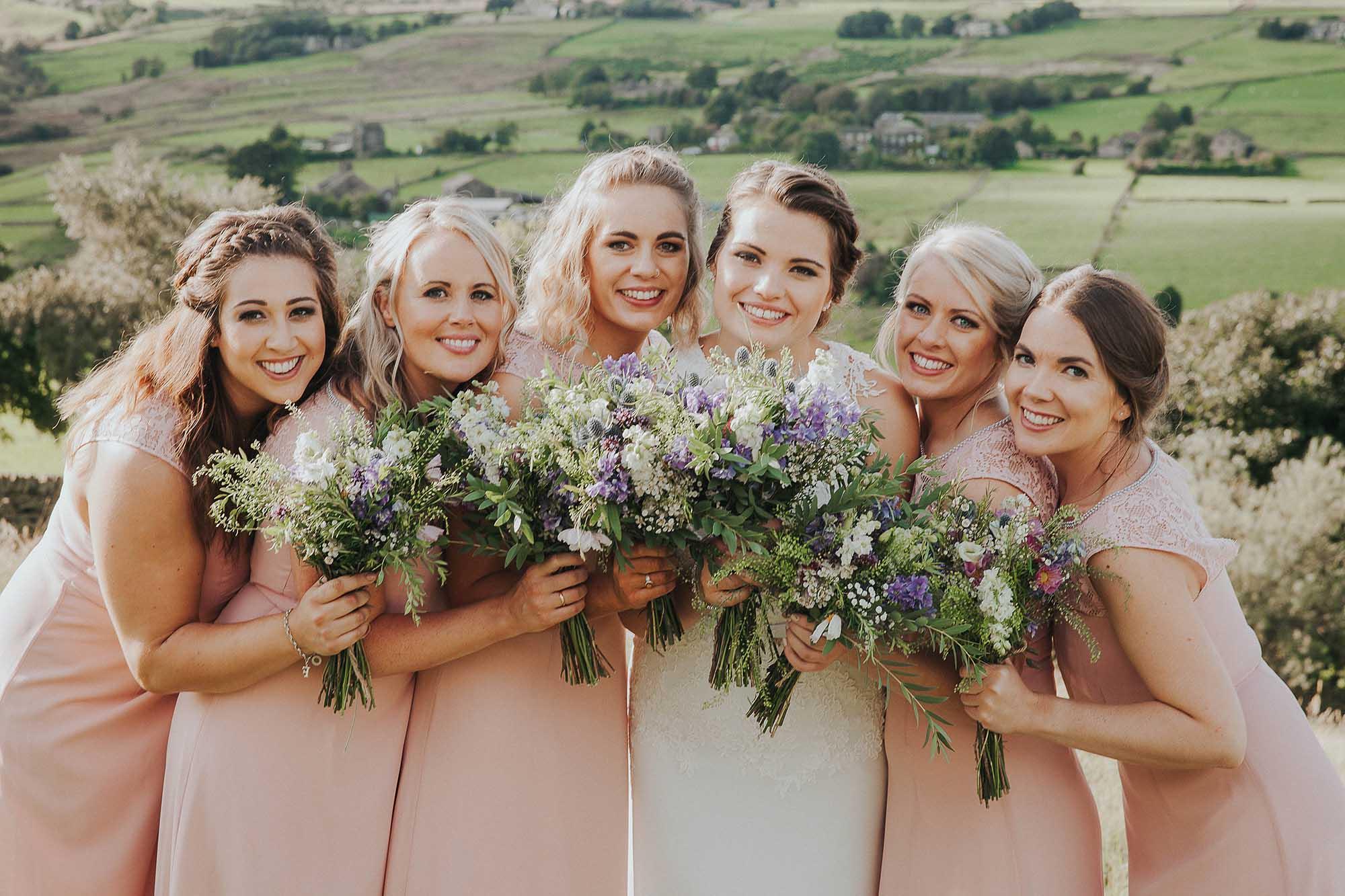 bridesmaids West Yorkshire