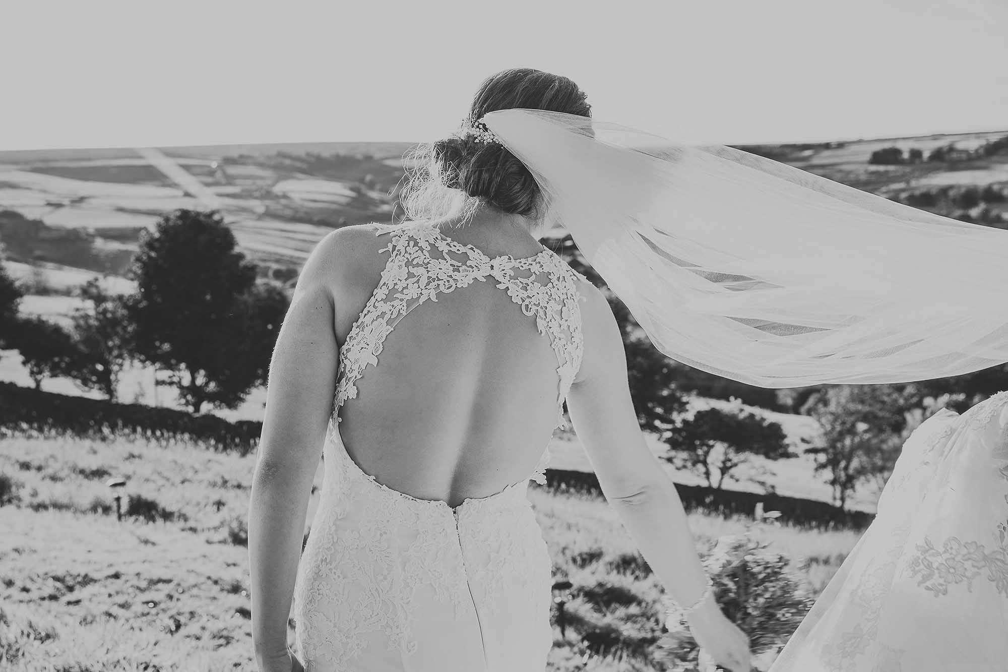 Natural wedding photography West Yorkshire