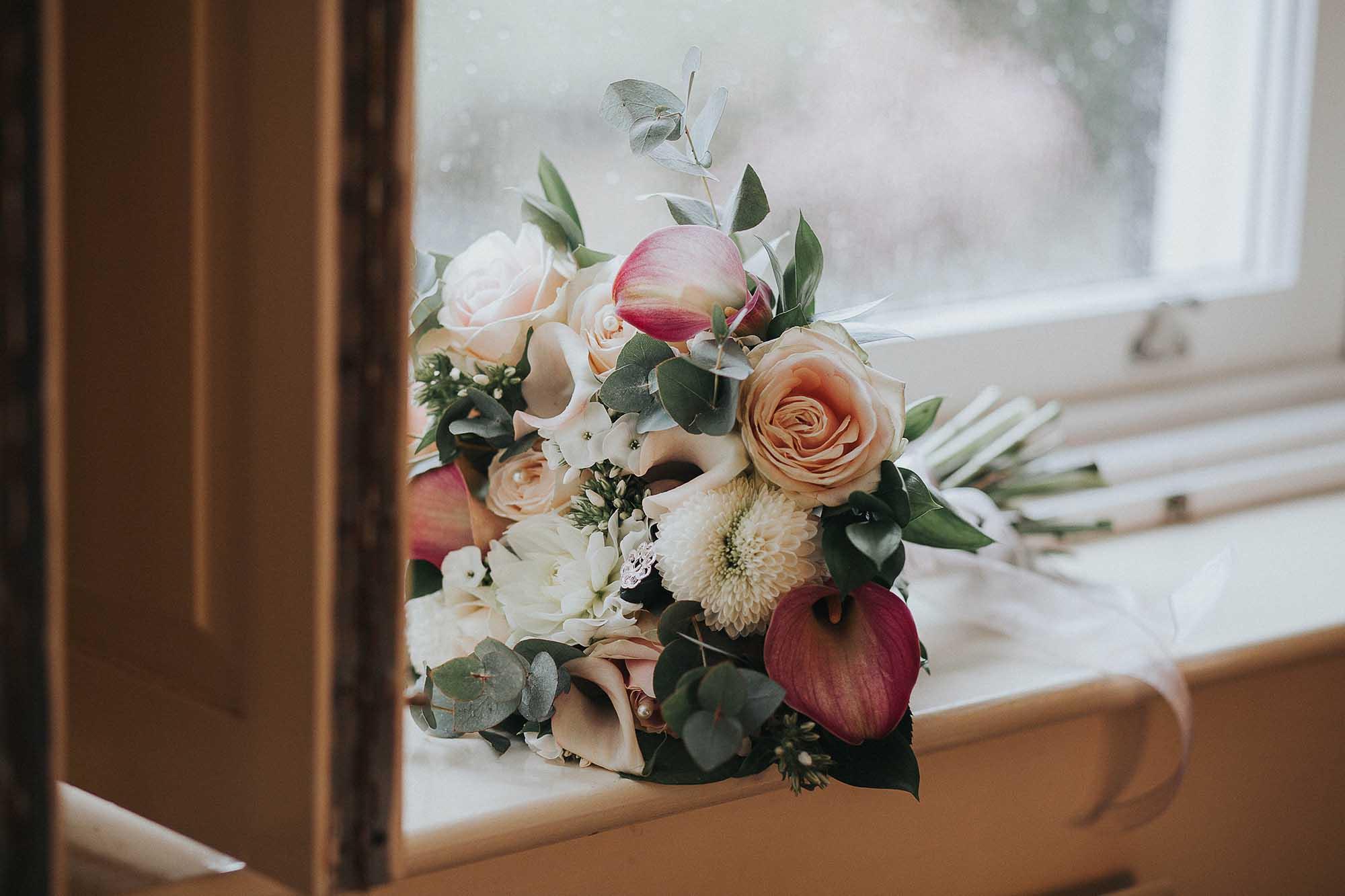 Buddies Florist wedding