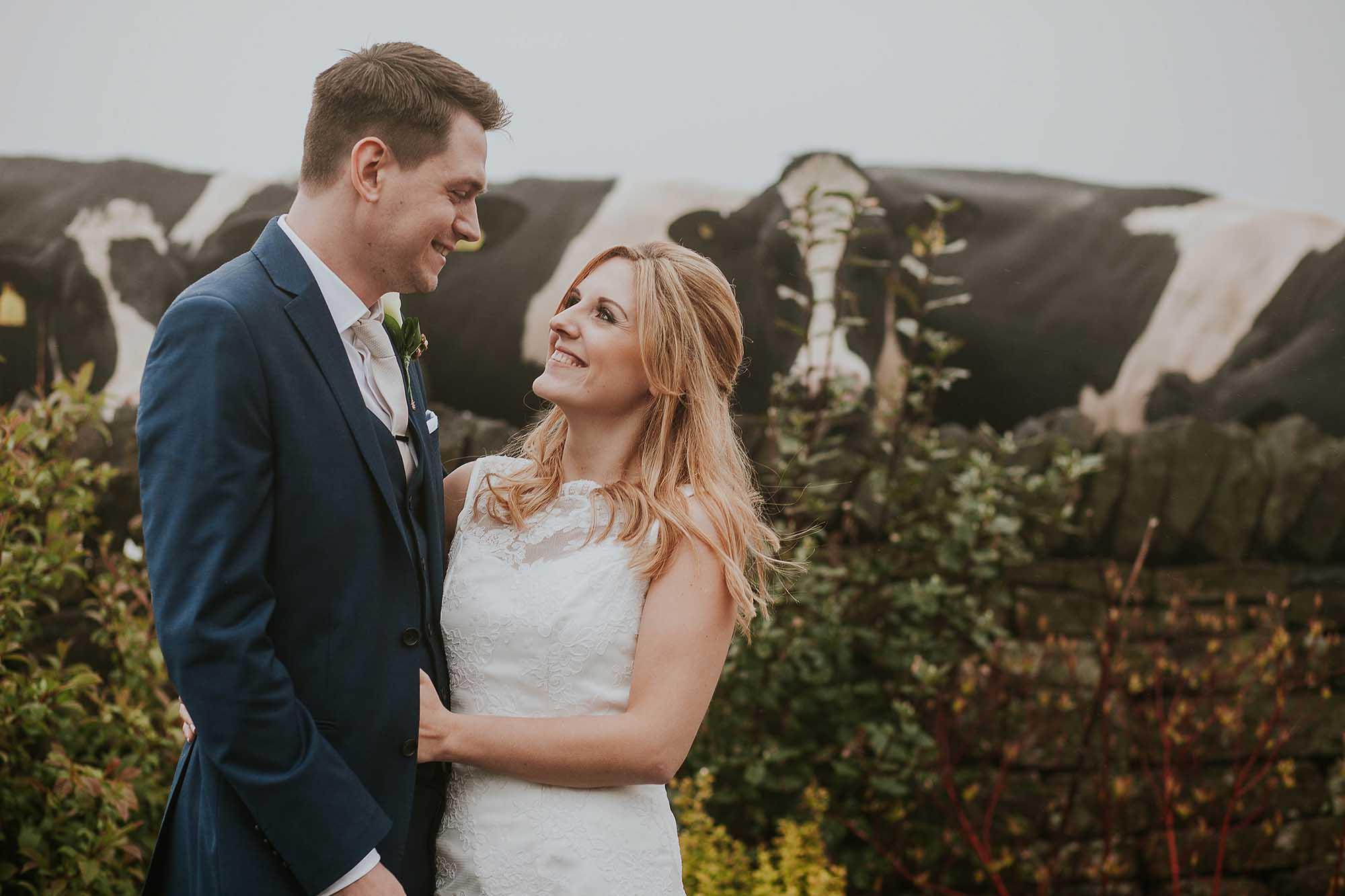 The White Hart Inn wedding photography
