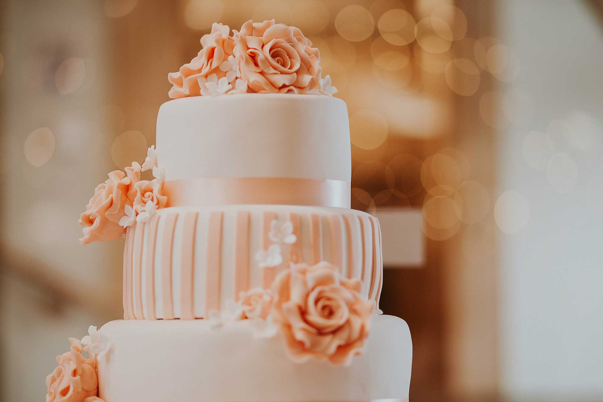 Wedding cake Saddleworth
