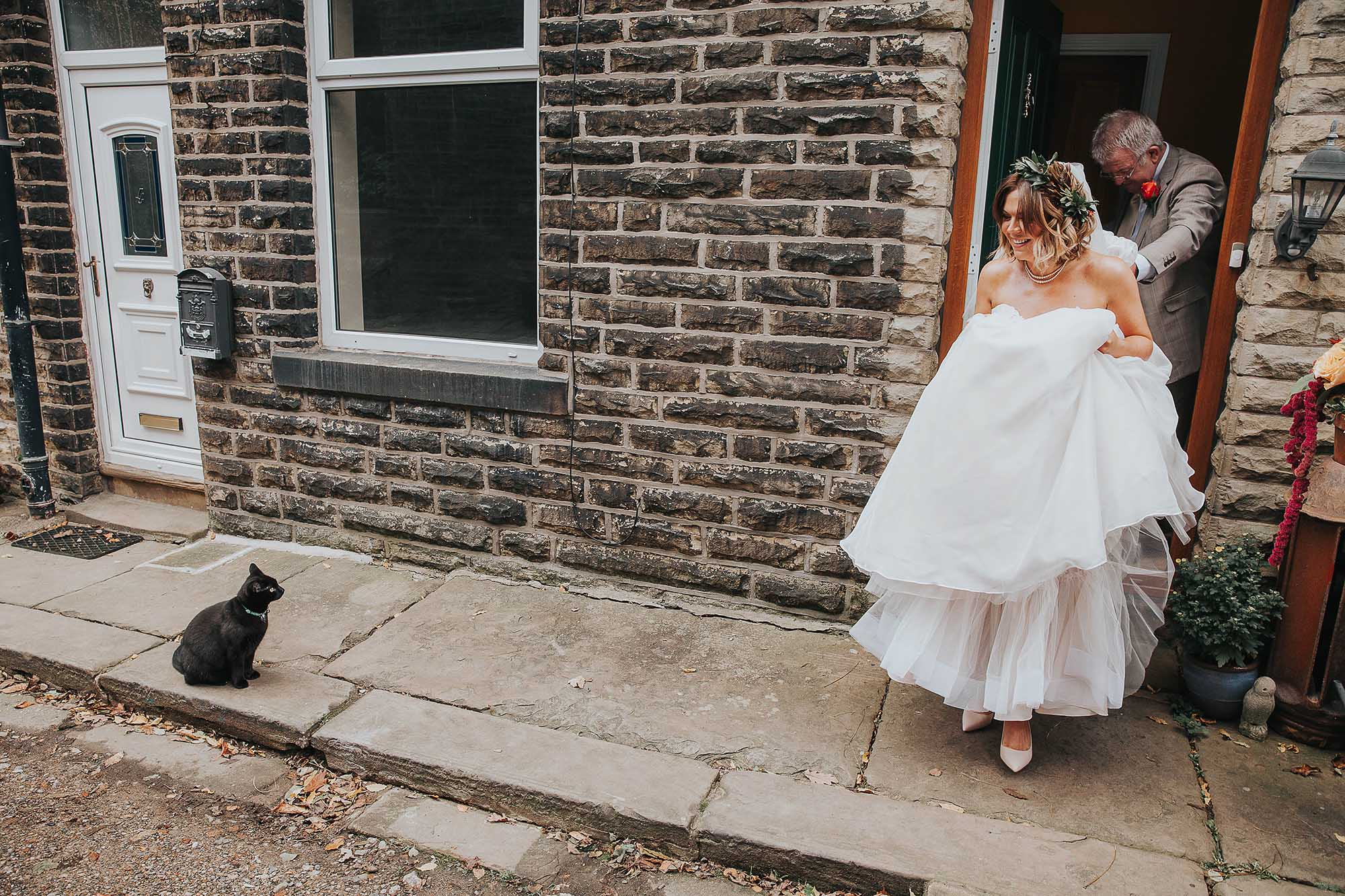 wedding Todmorden