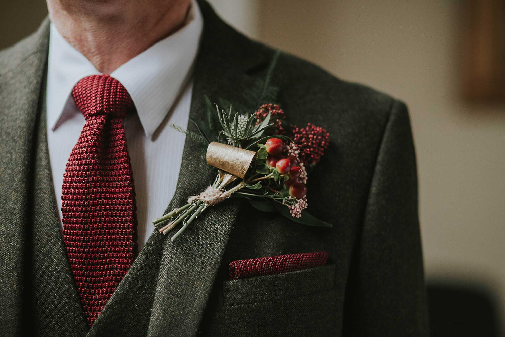 Chrichton Bespoke suit