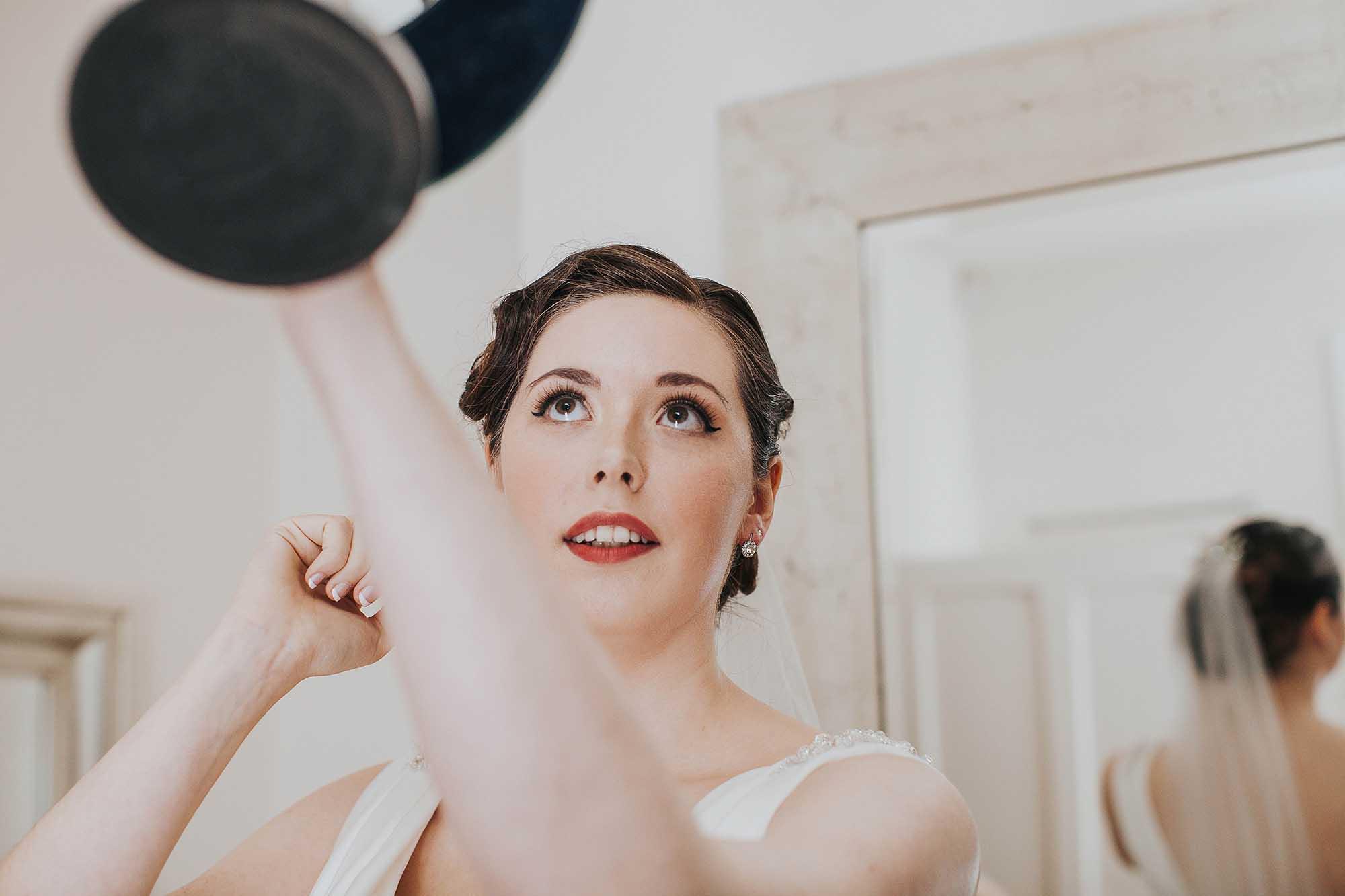 Sonara Parker makeup