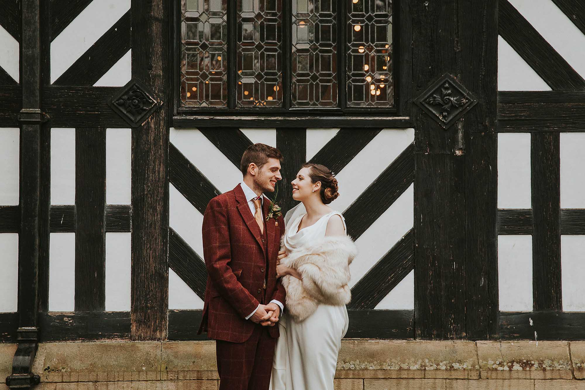 Wedding photographer in Preston