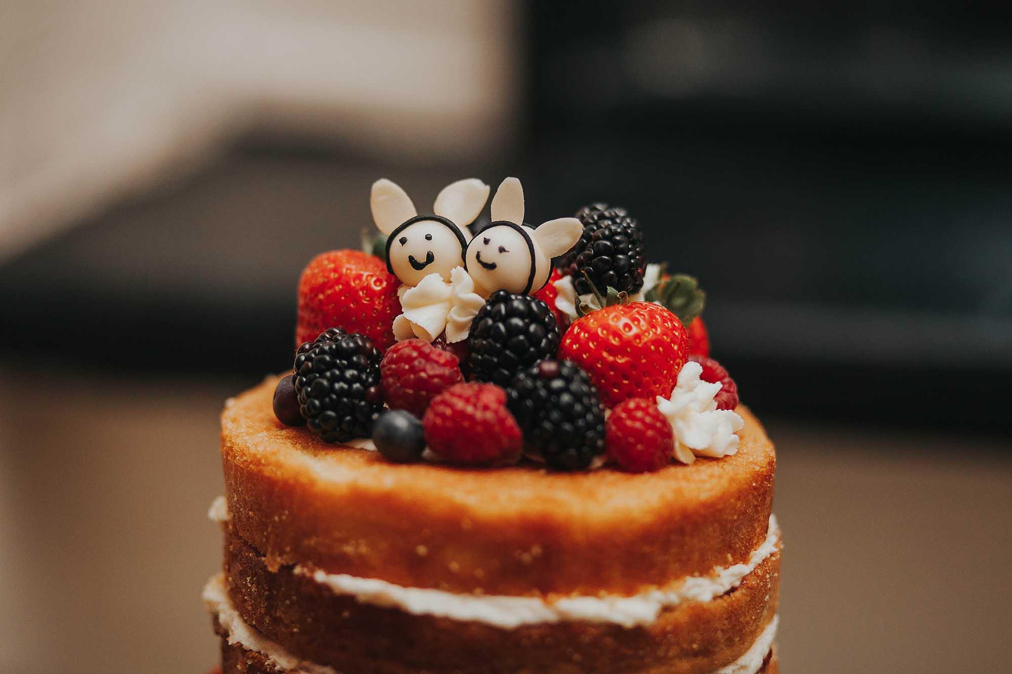 Aunt Sponge Cake