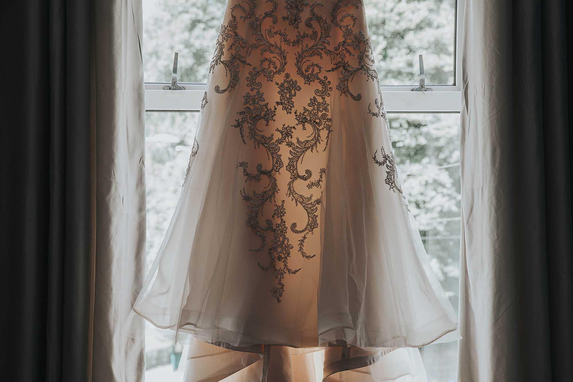 blush bridal Uppermill