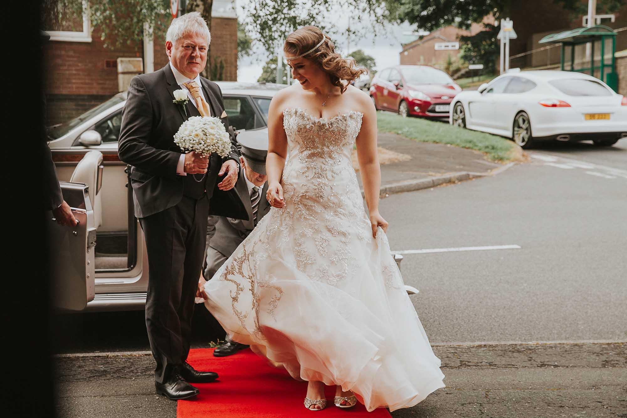 Ribble Valley wedding