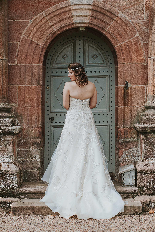 Browsholme Hall and Tithe Barn wedding photographer
