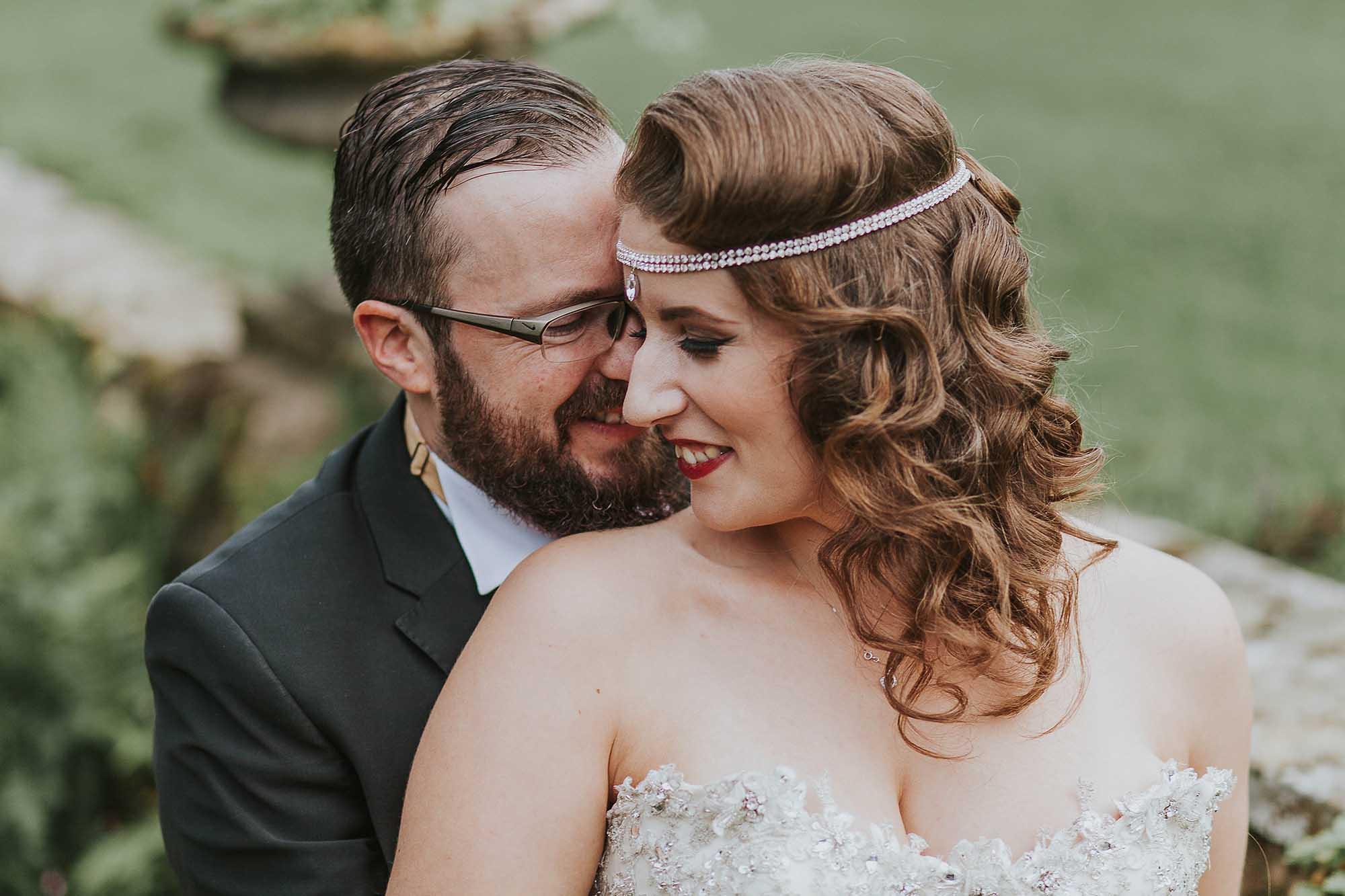 Browsholme Hall and Tithe Barn wedding photography