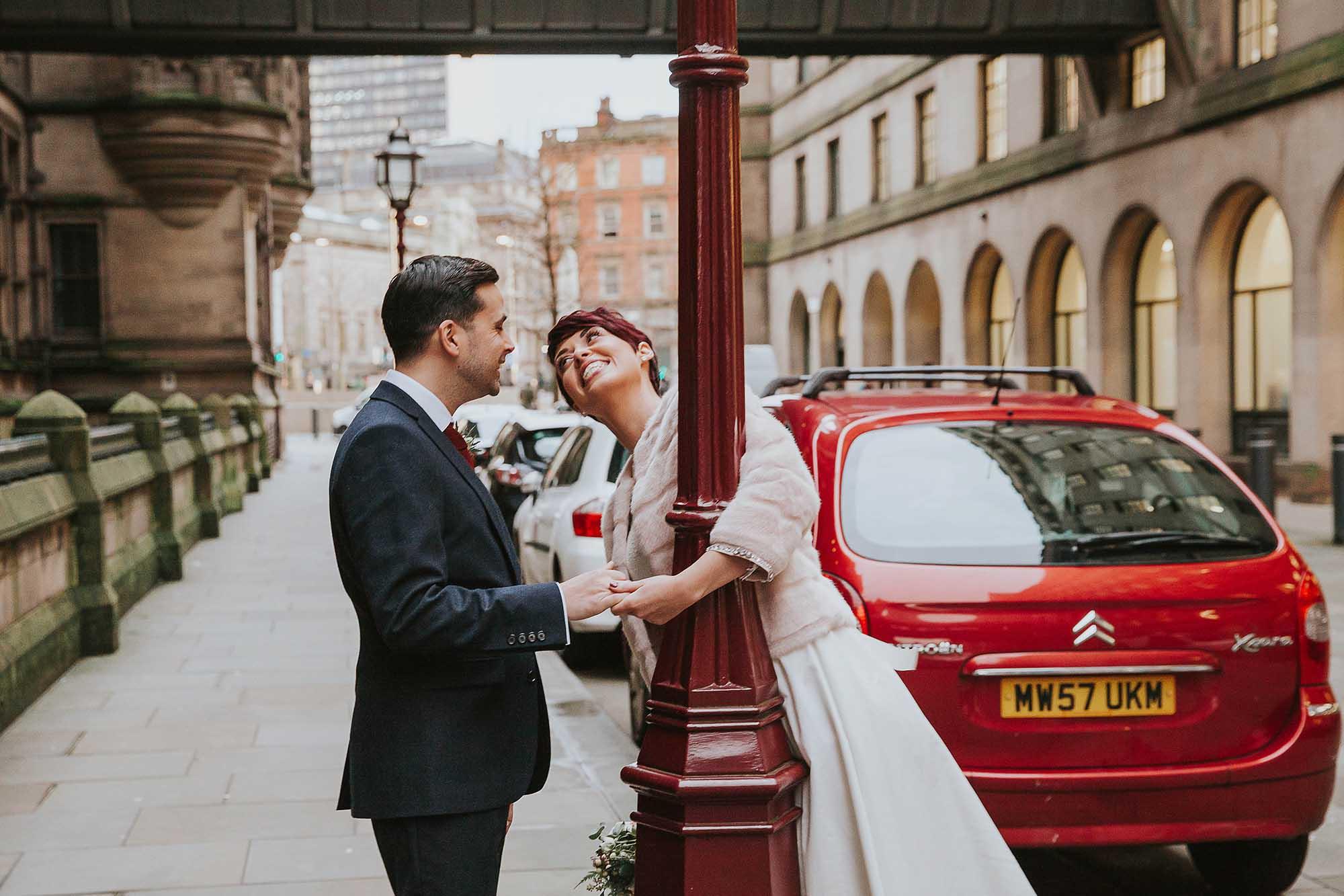 small wedding UK photographer