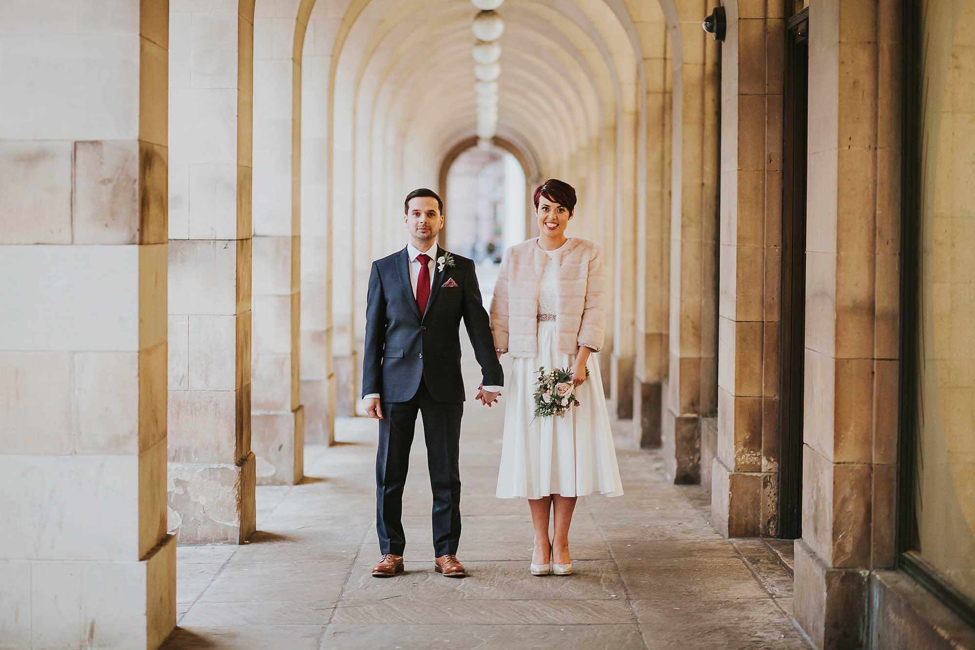 Manchester elopement photographer