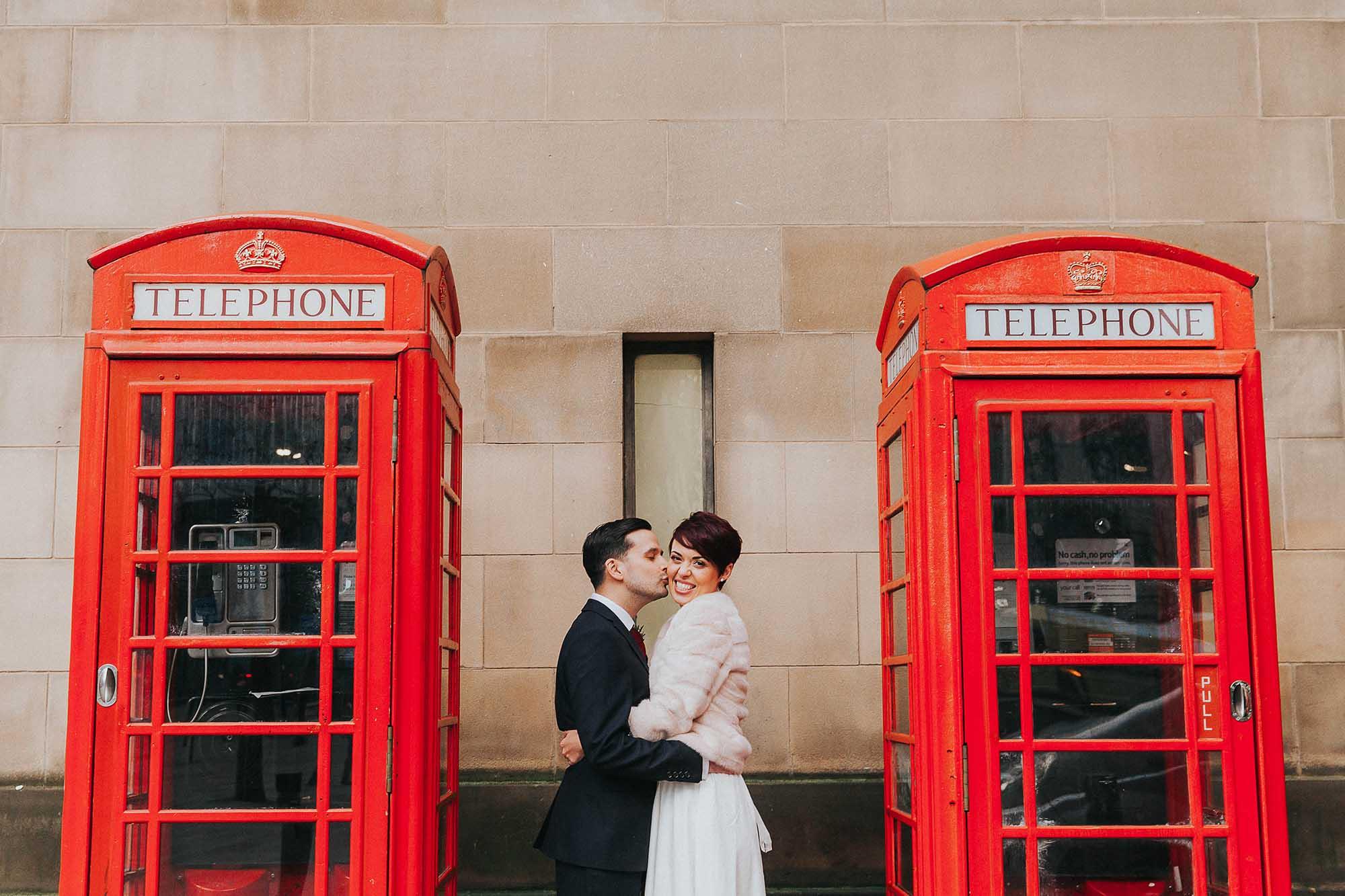 Manchester city wedding