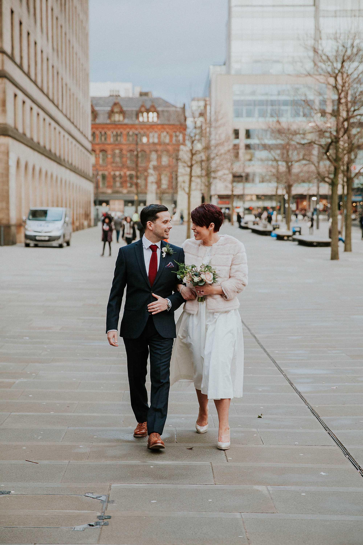 city centre elopement Manchester