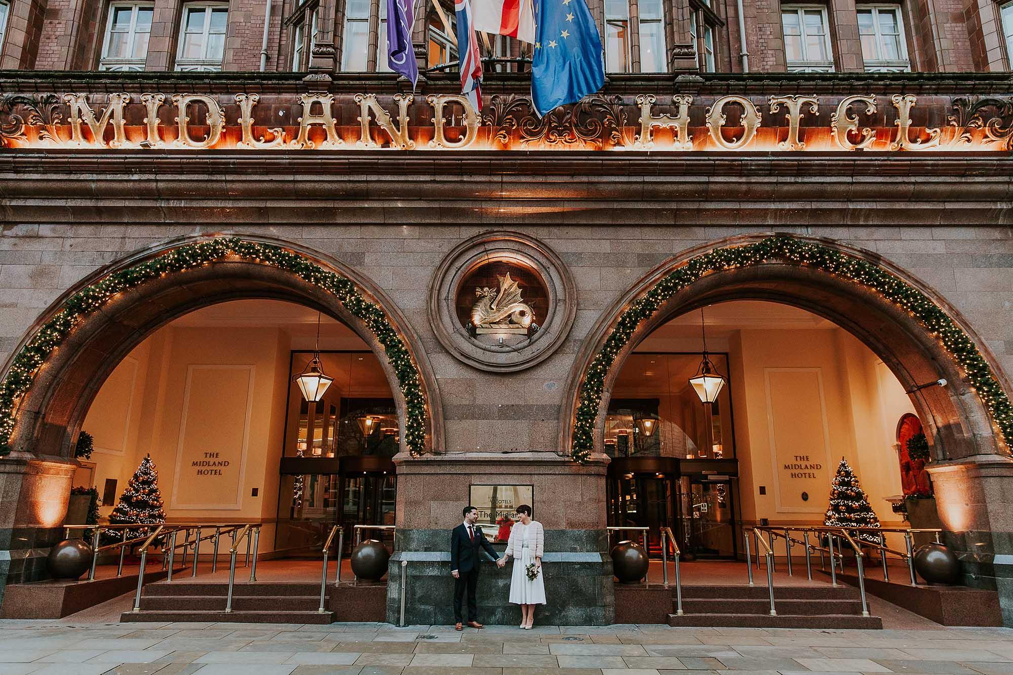 Midland Manchester wedding