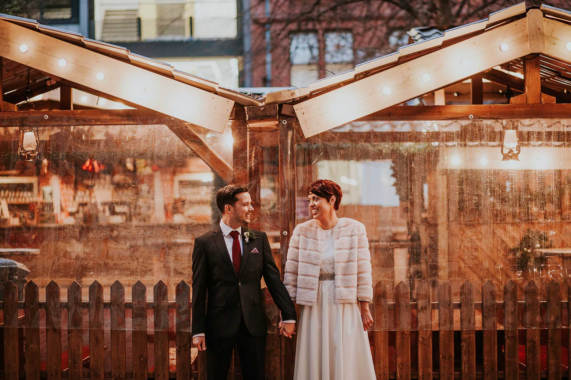 West Yorkshire elopement
