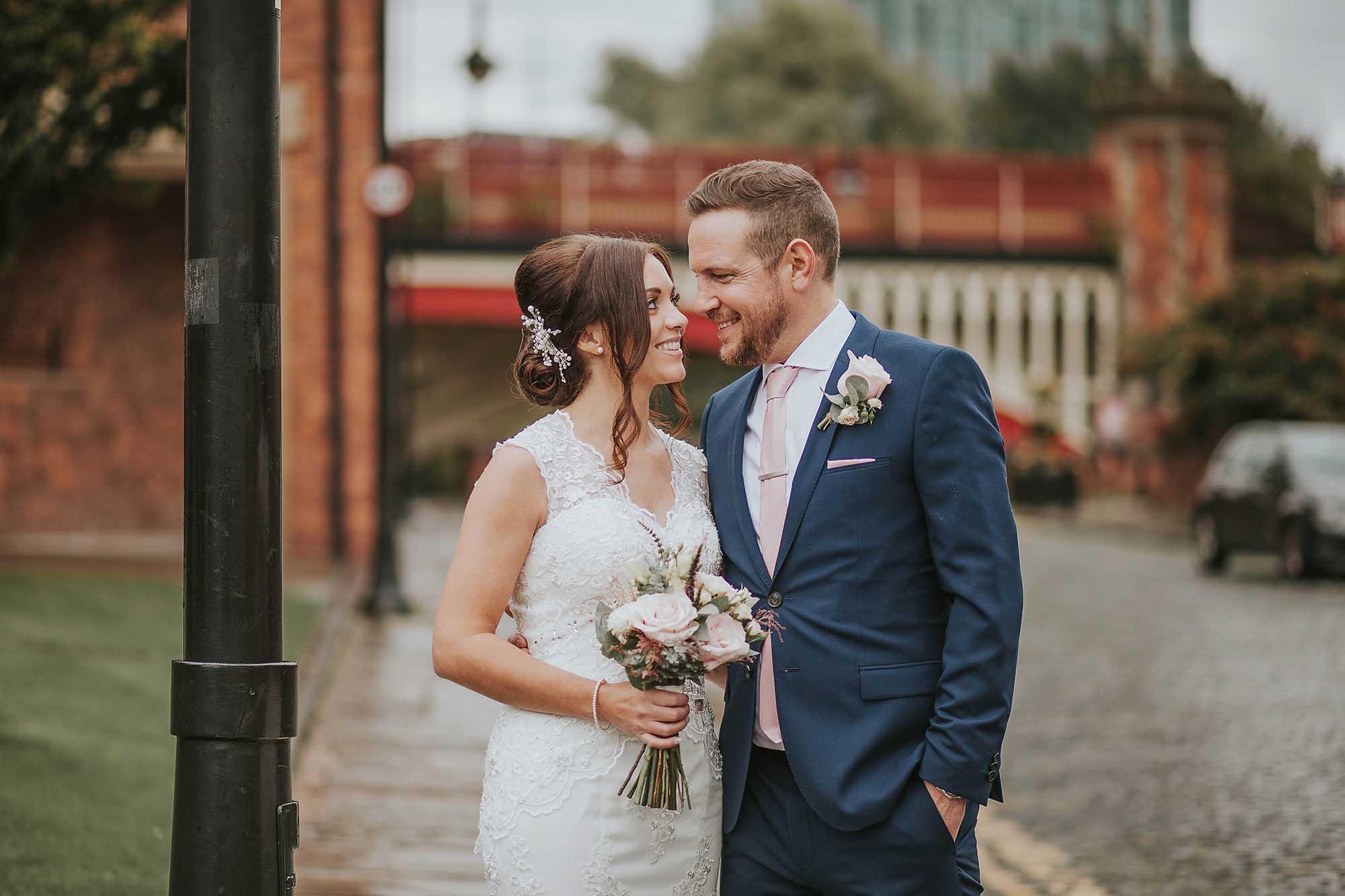 The Castlefield Rooms wedding photographer