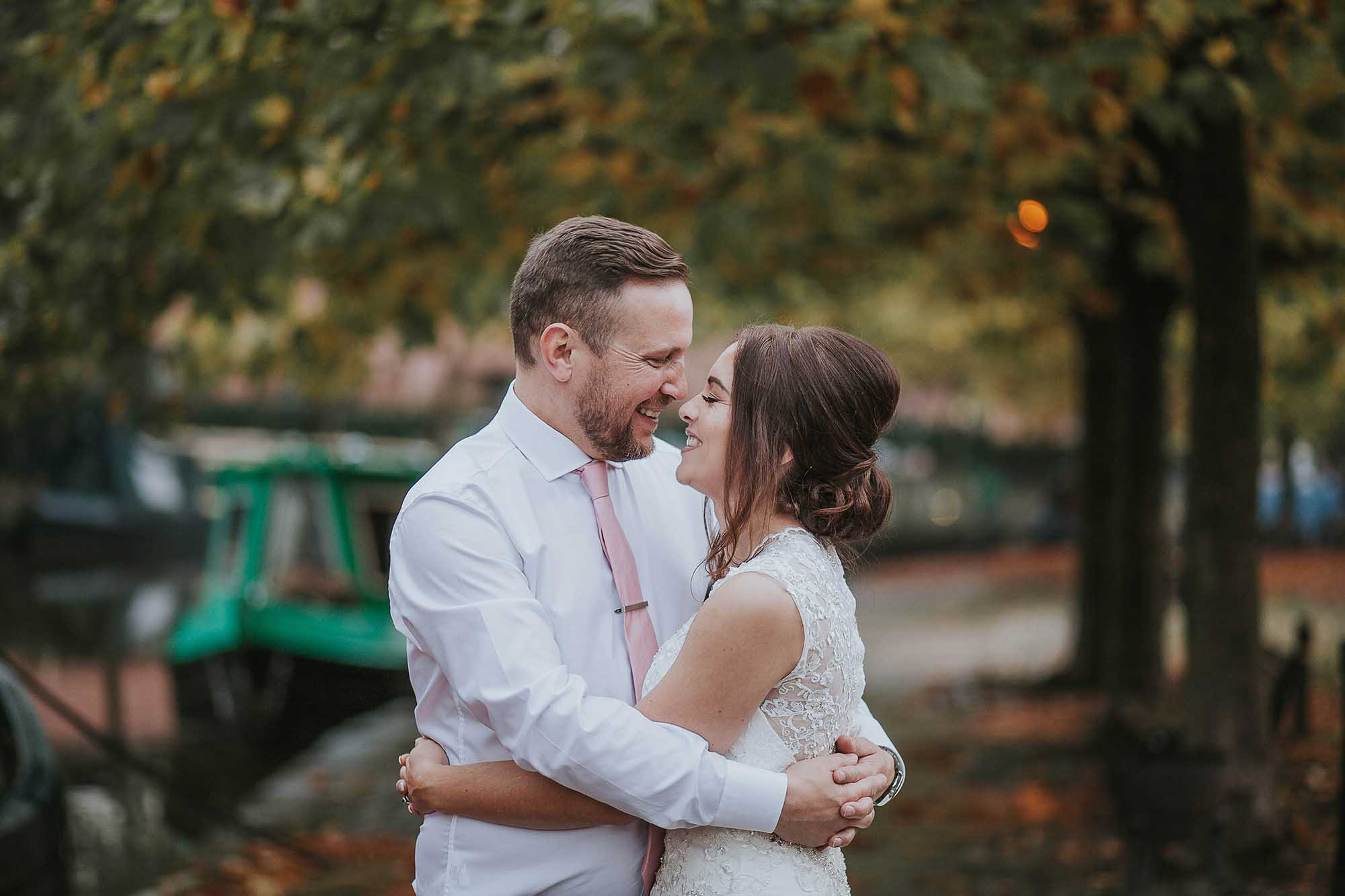 Manchester city centre wedding