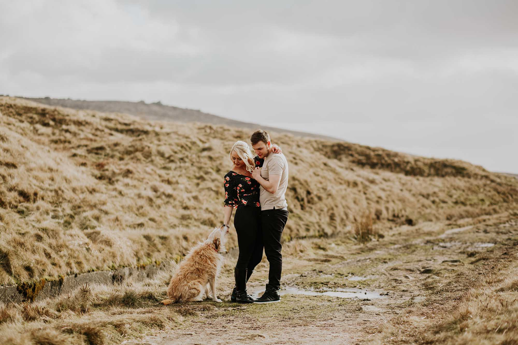 wedding photographer in Hebden Bridge