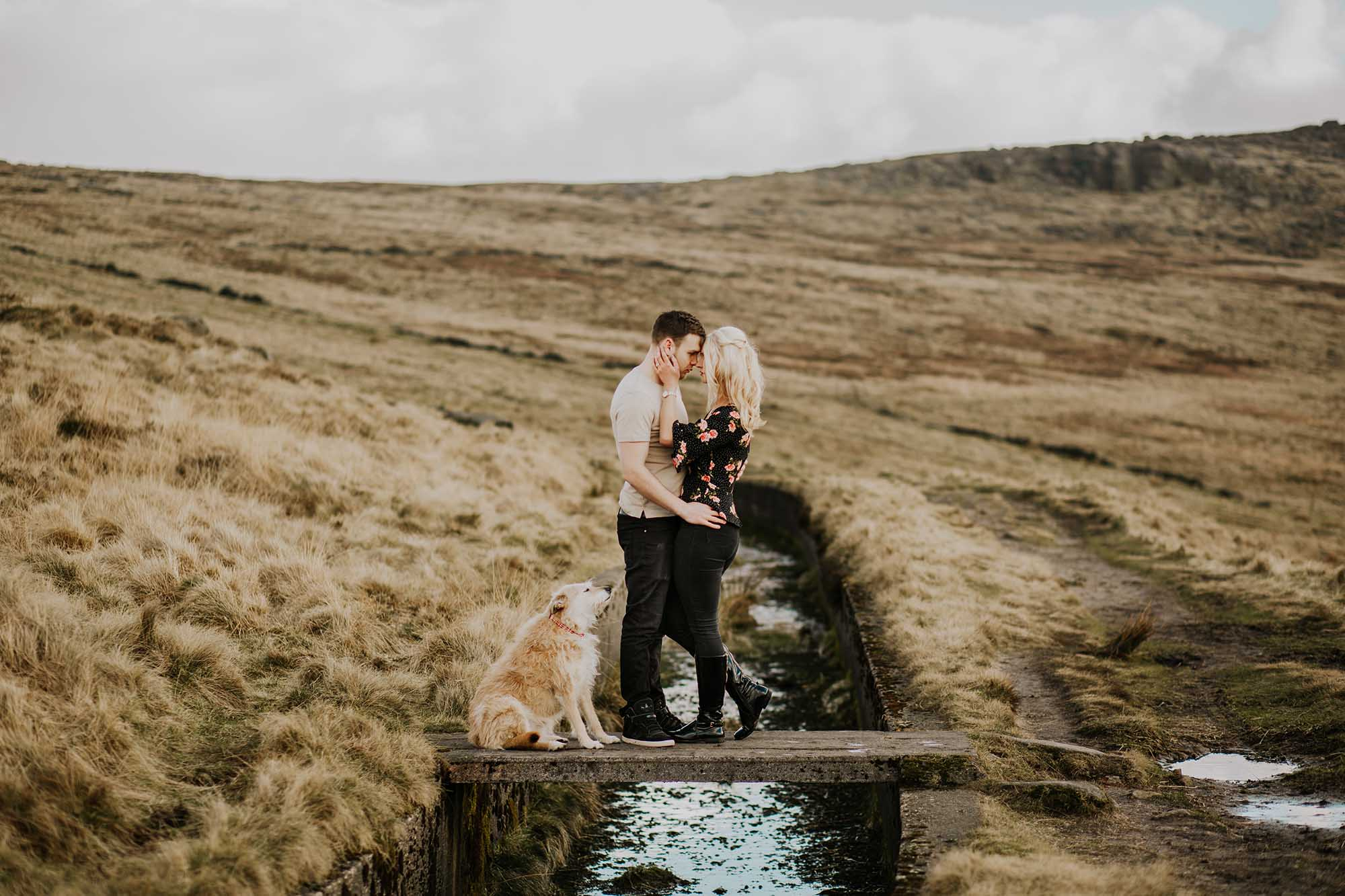 Yorkshire elopement