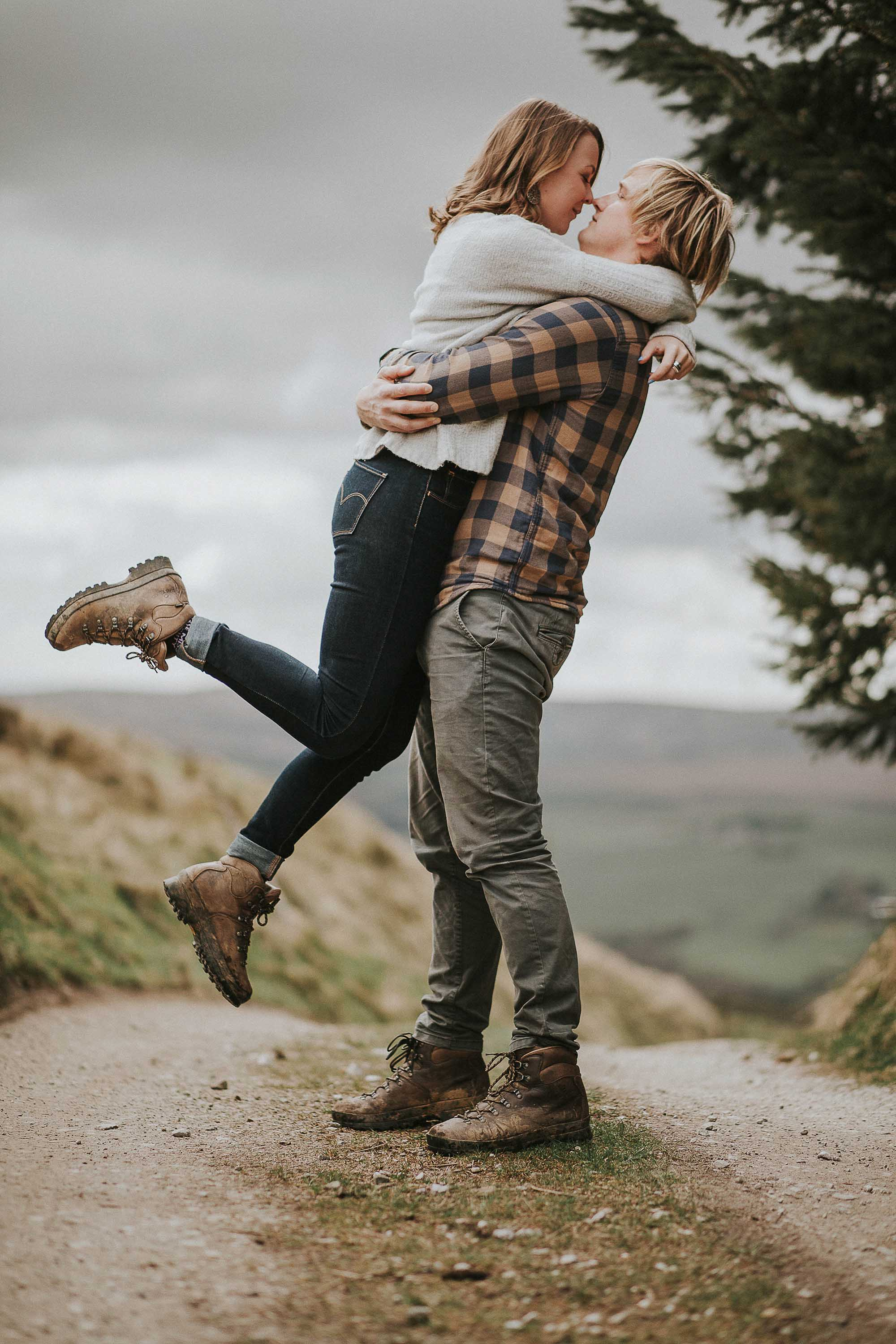 West Yorkshire couples photography