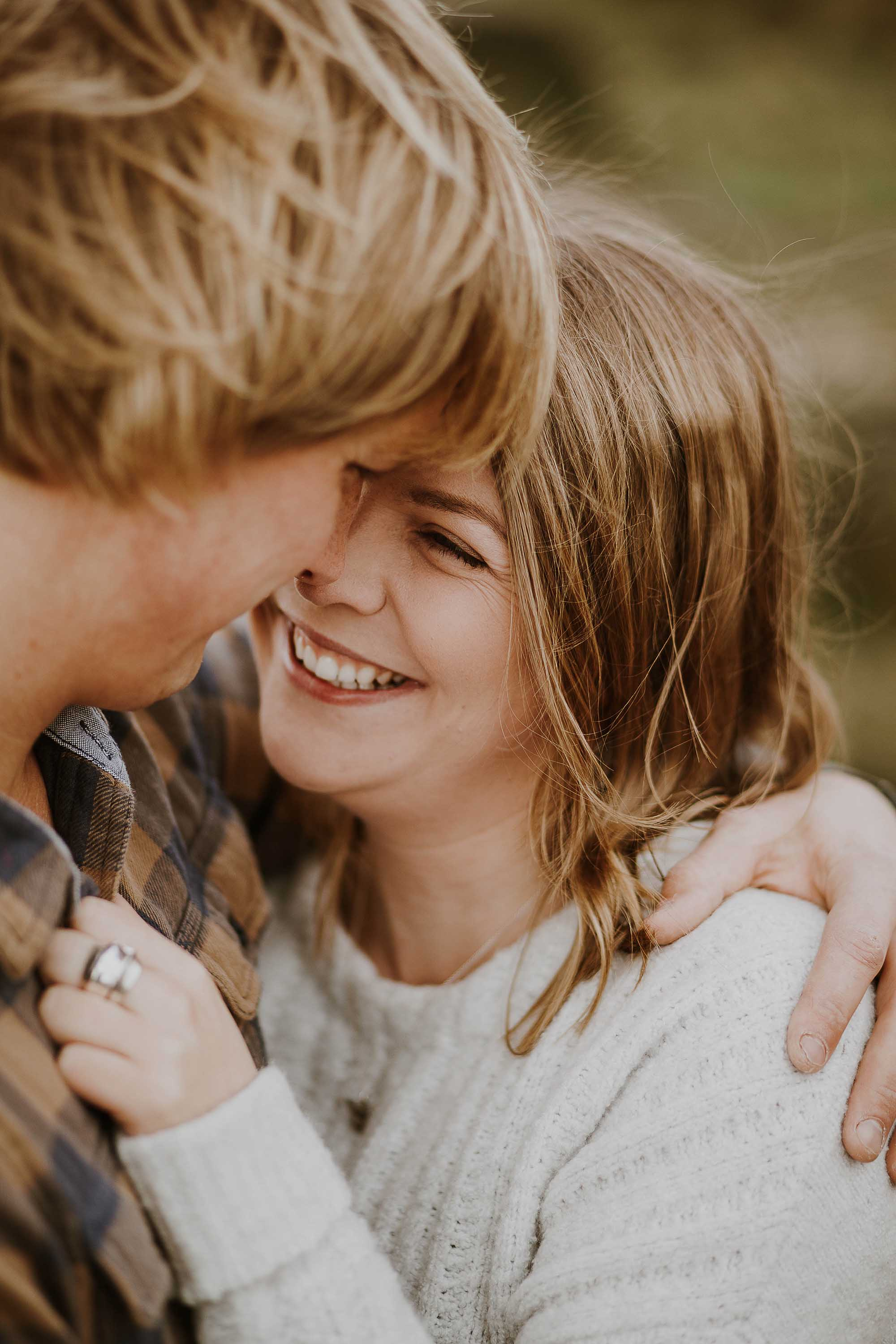natural engagement photography West Yorkshire