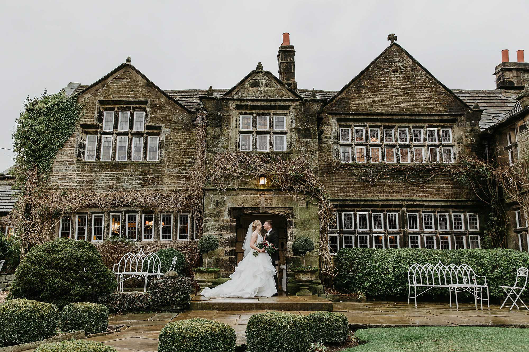 natural and creative wedding photography in Halifax West Yorkshire