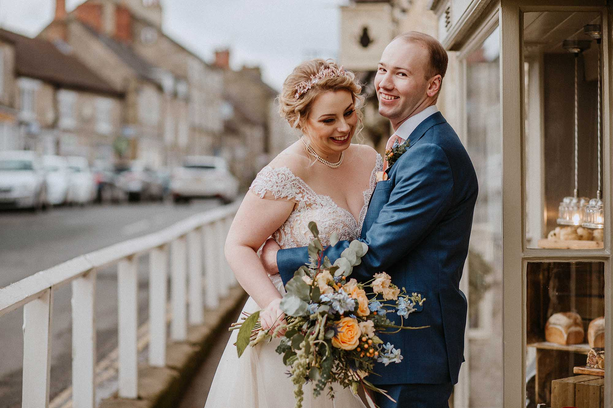 natural and creative wedding photographer North Yorkshire
