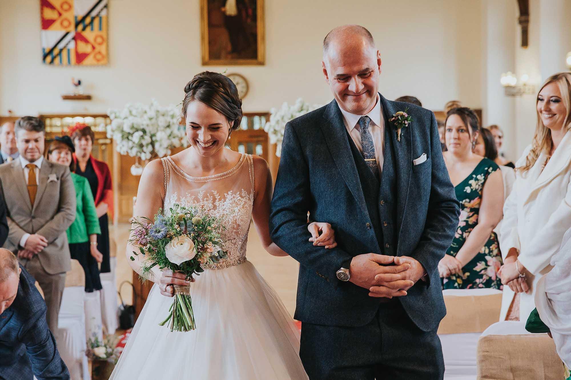Bolton School wedding ceremonies