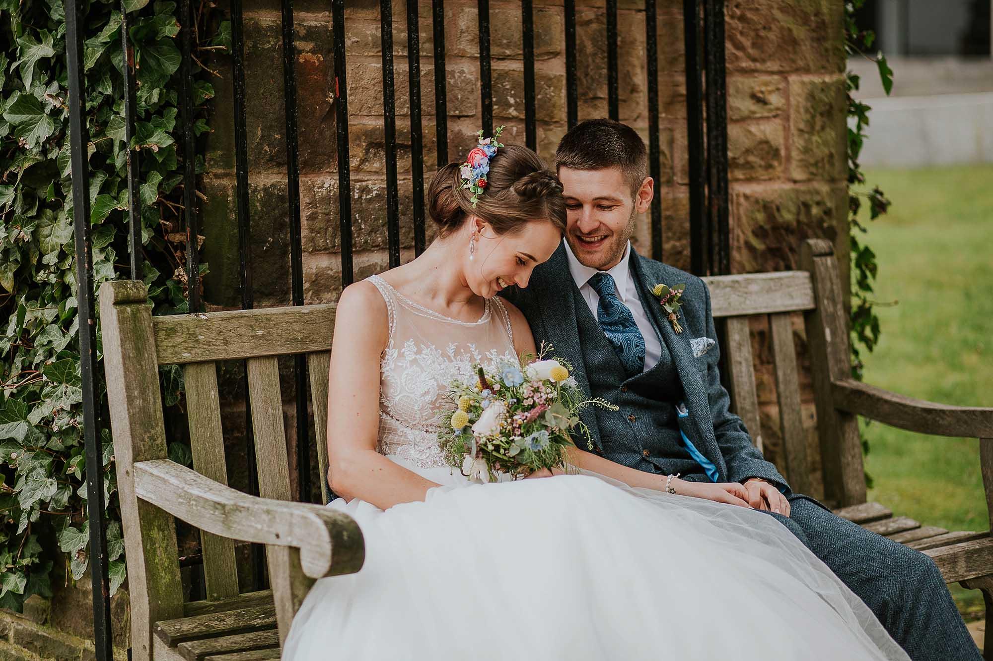wedding photographer at Bolton School