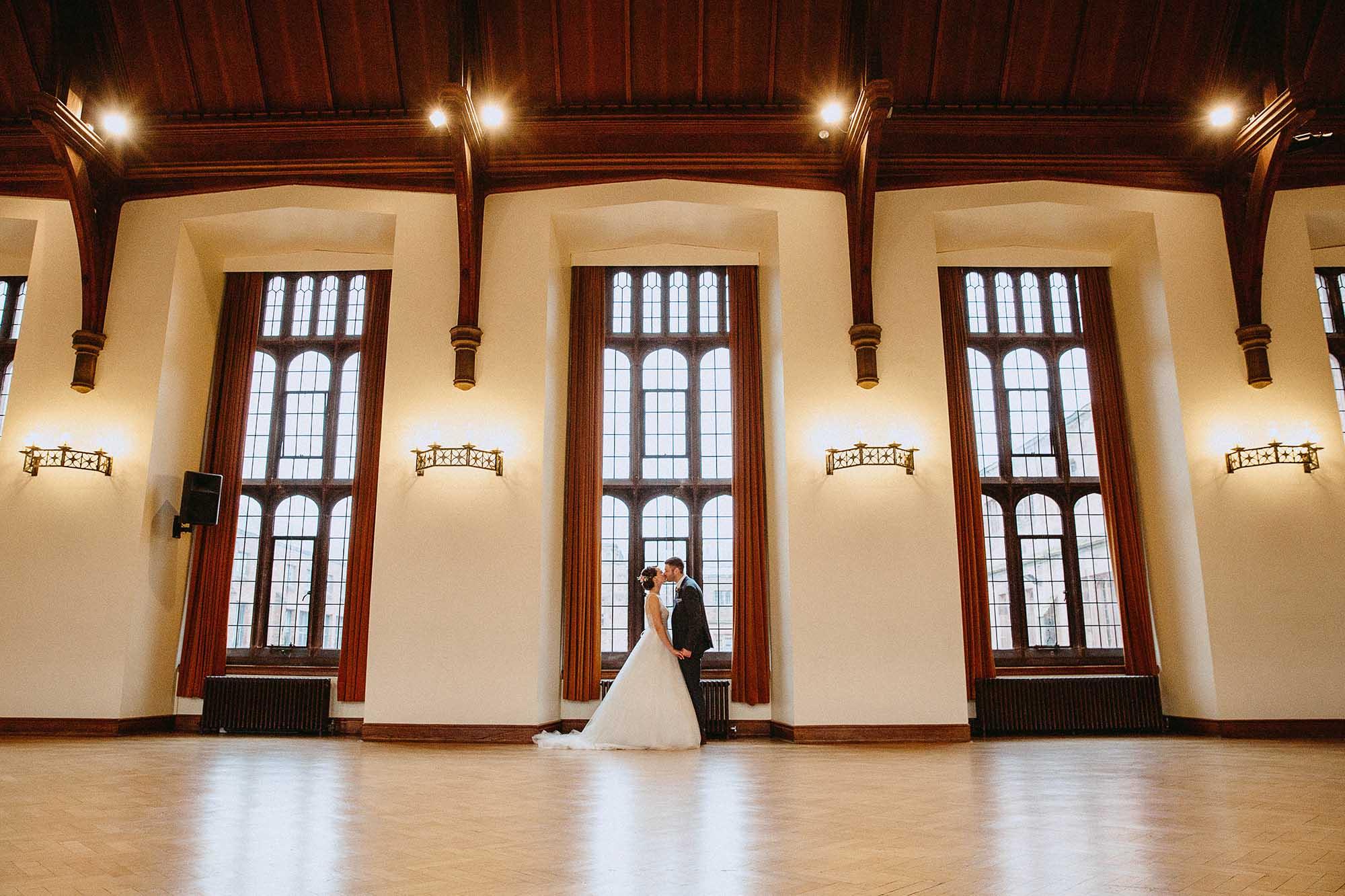 Bolton School wedding photography
