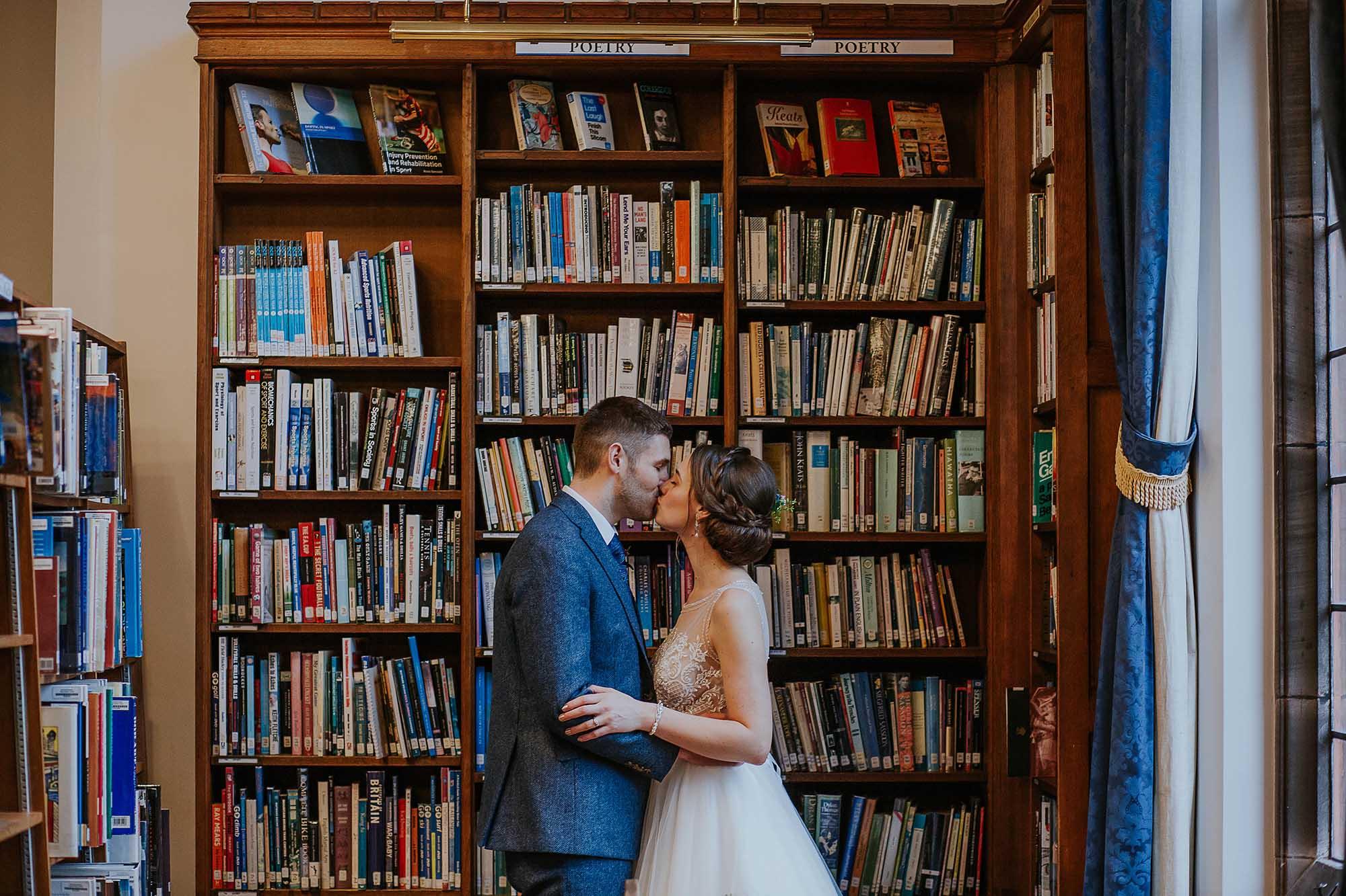 Bolton School wedding photos
