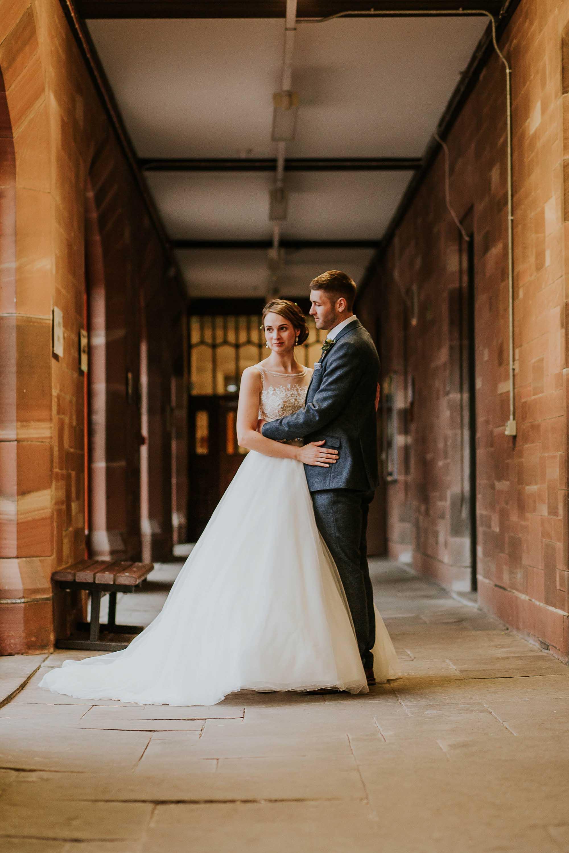 Bolton School wedding photographs