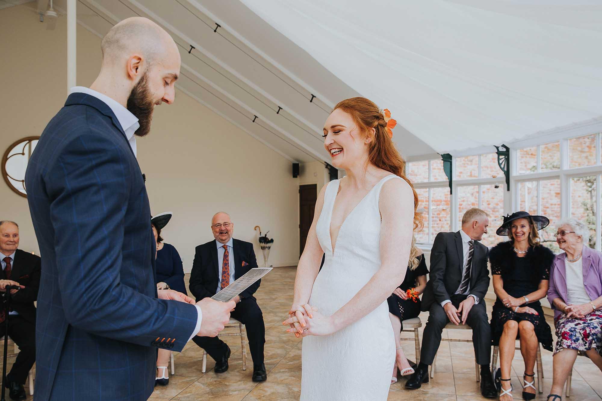 Combermere Abbey civil ceremony