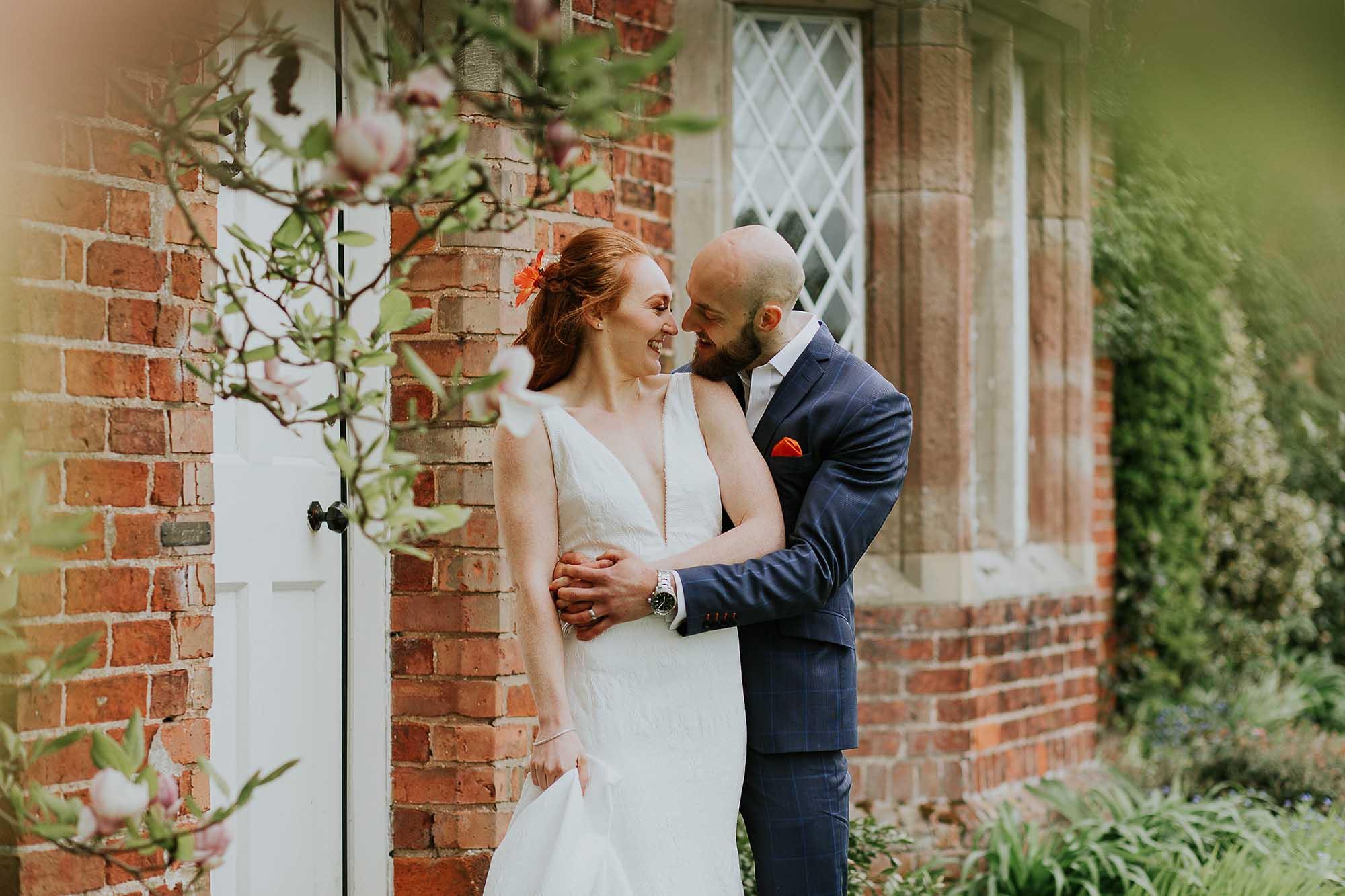 natural Cheshire wedding photography