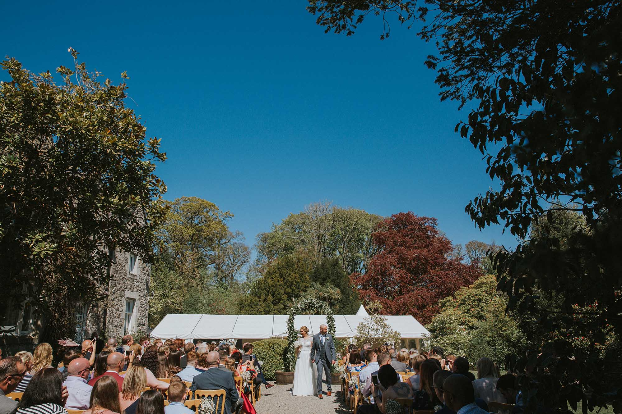 Beaumaris wedding venue