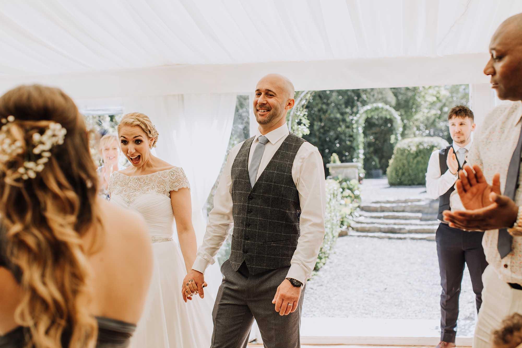 Beaumaris natural wedding photography