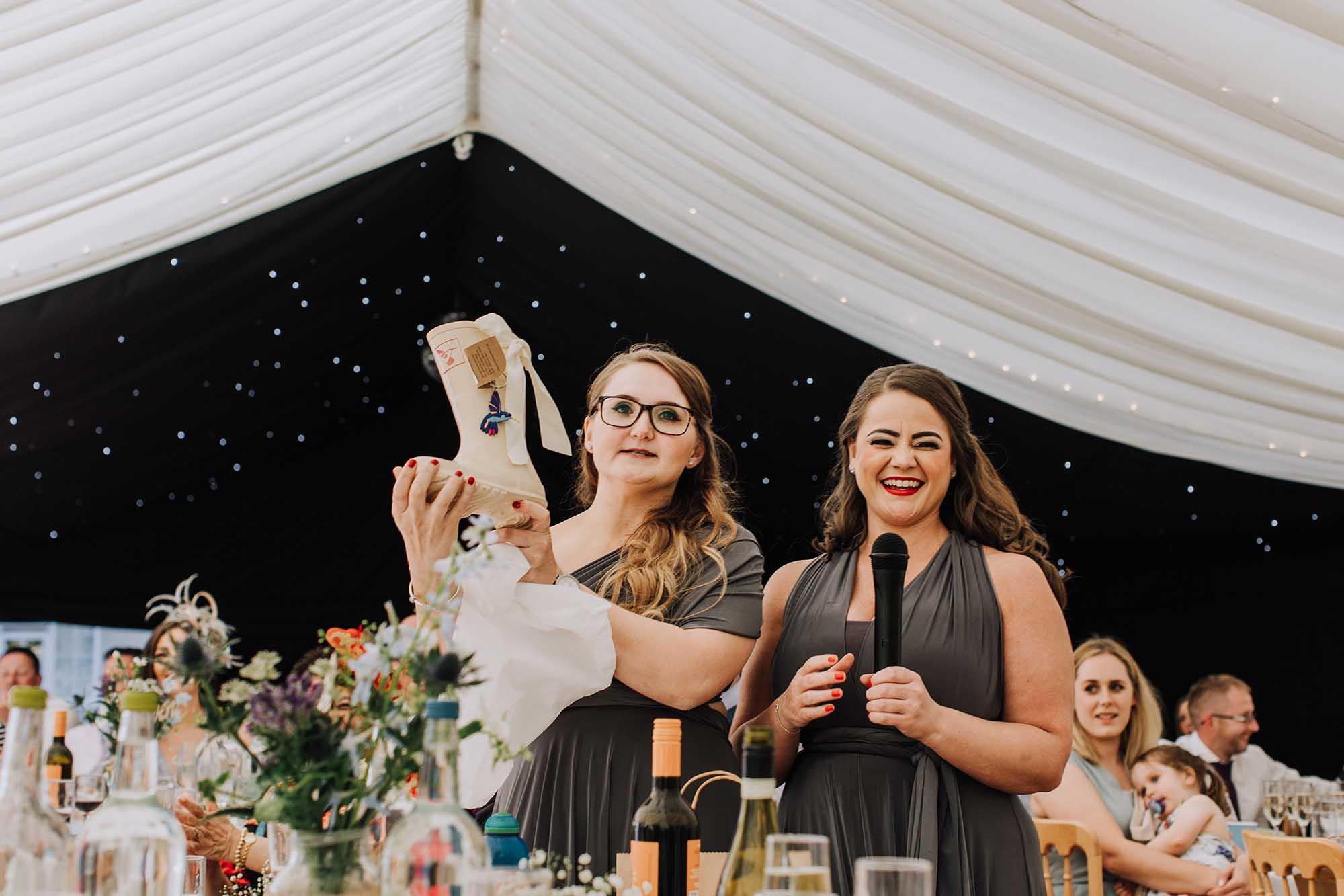 North Wales creative wedding photography