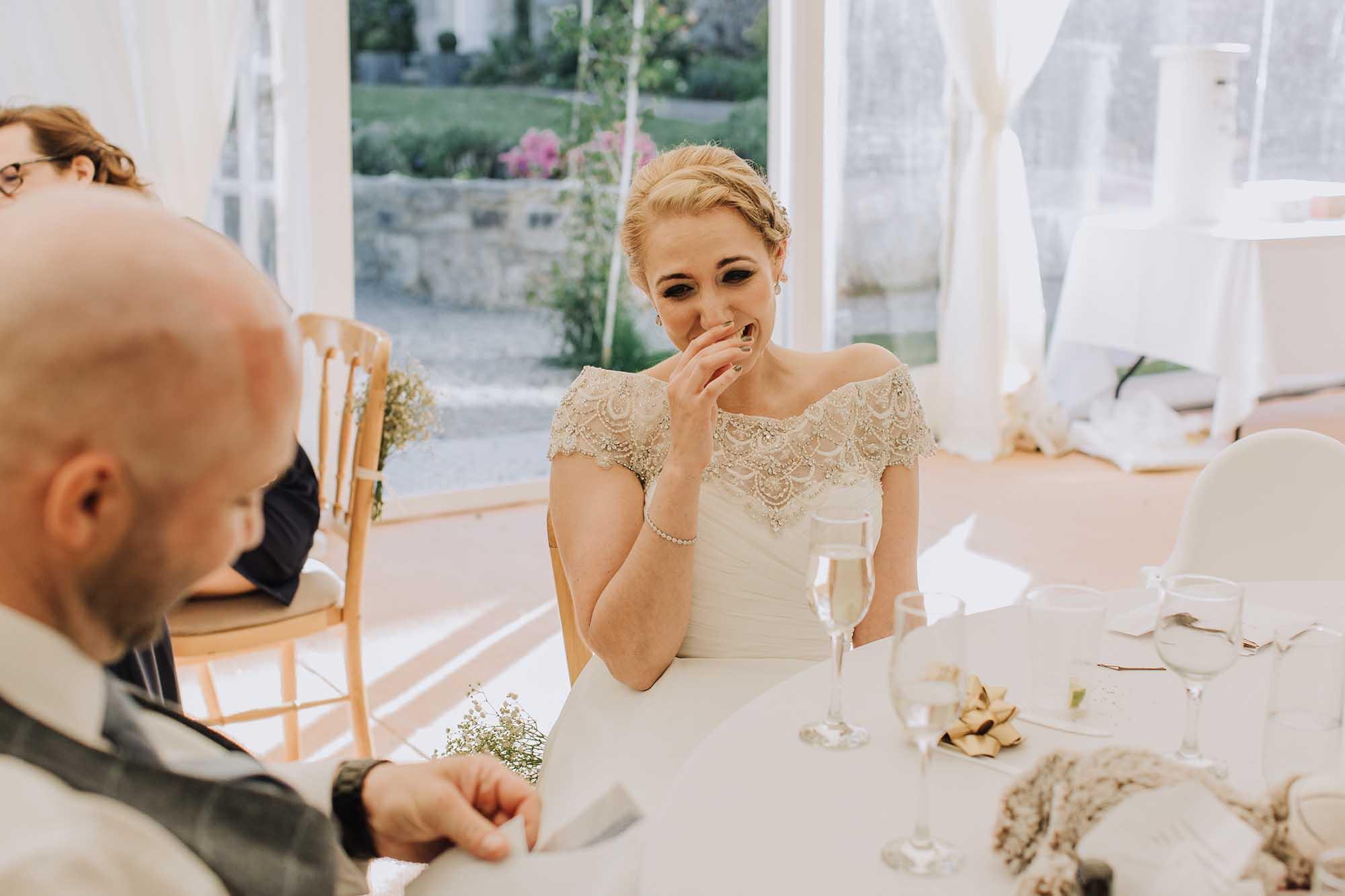 tros yr afon teepee wedding