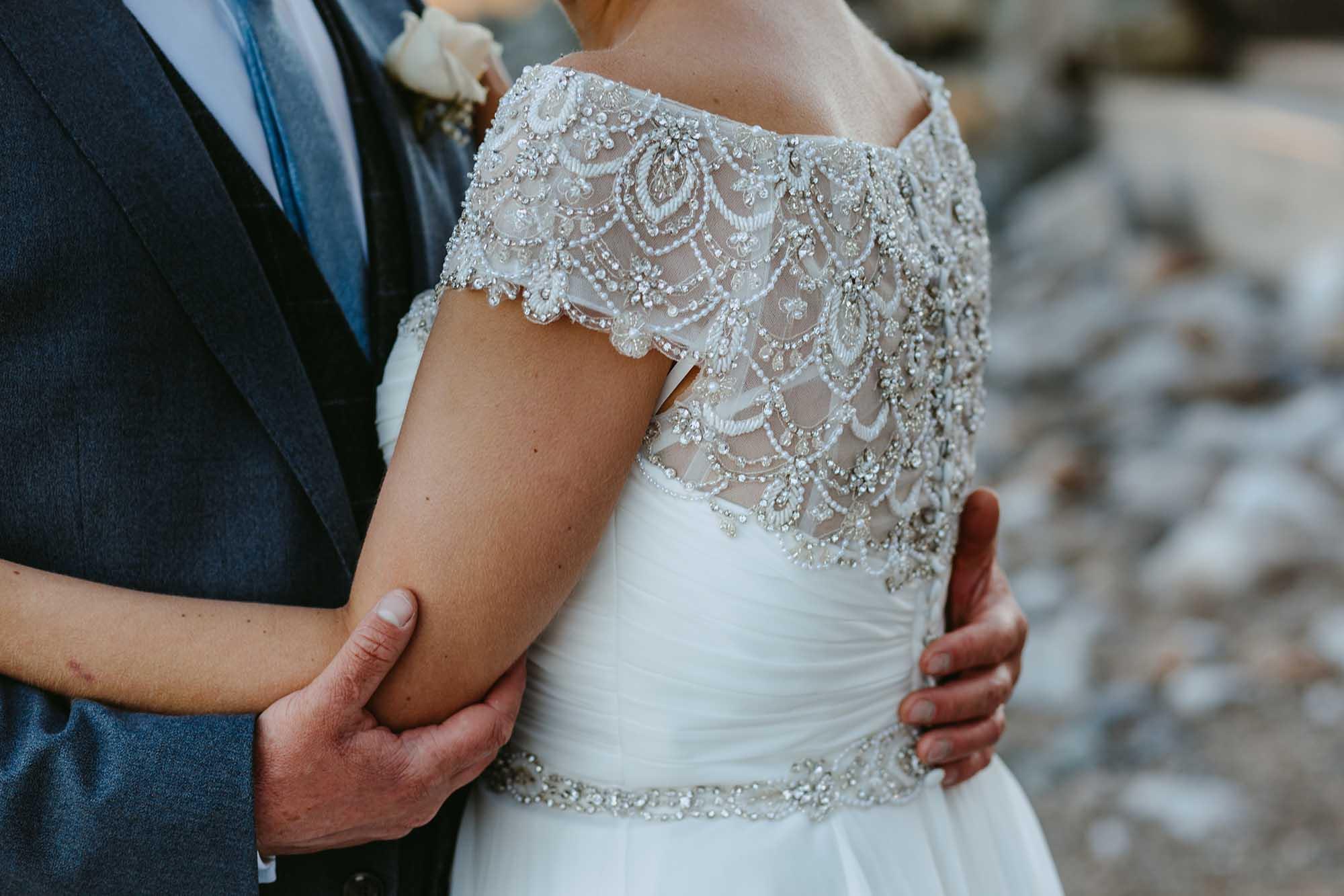 natural wedding photographer Anglesey