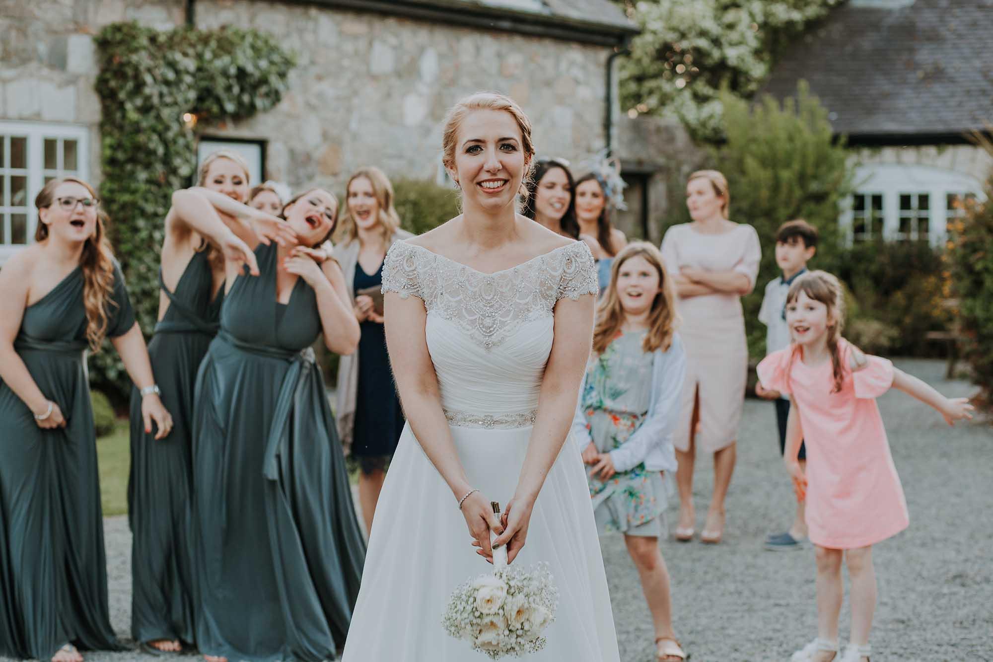 tros yr afon anglesey wedding holiday