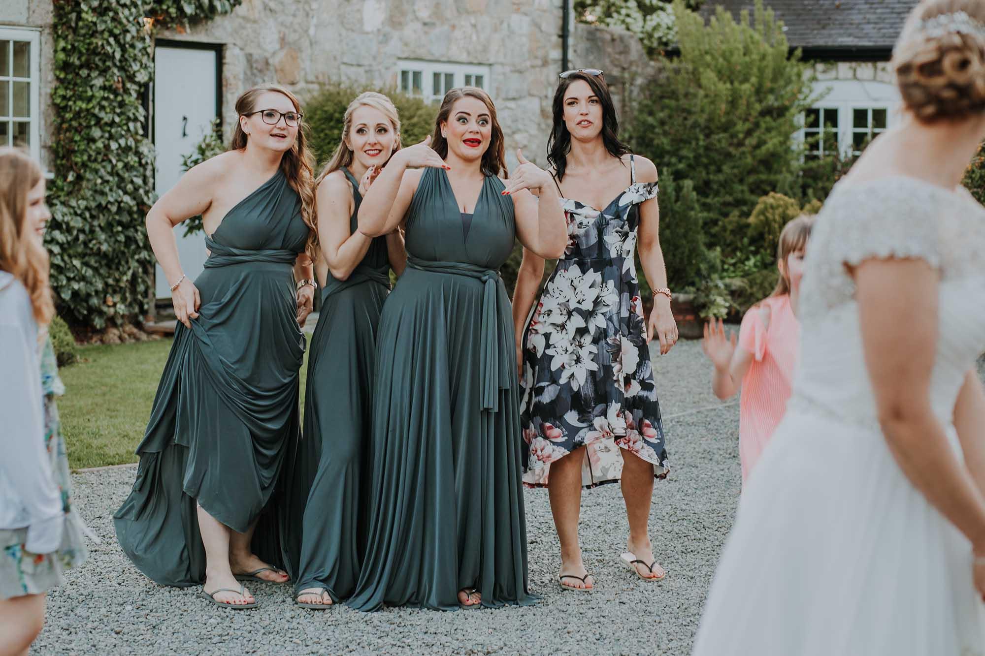 weddings at tros yr afon