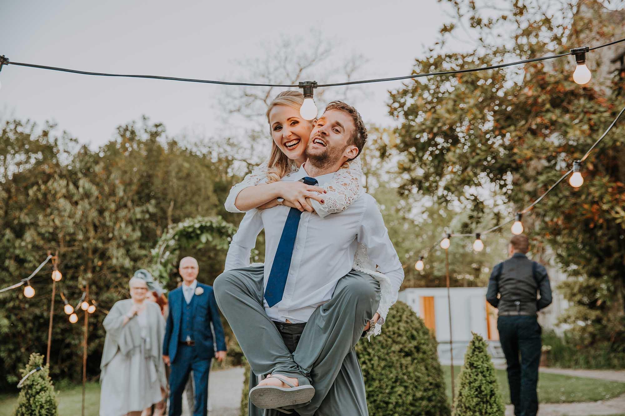creative wedding photography tros yr afon anglesey
