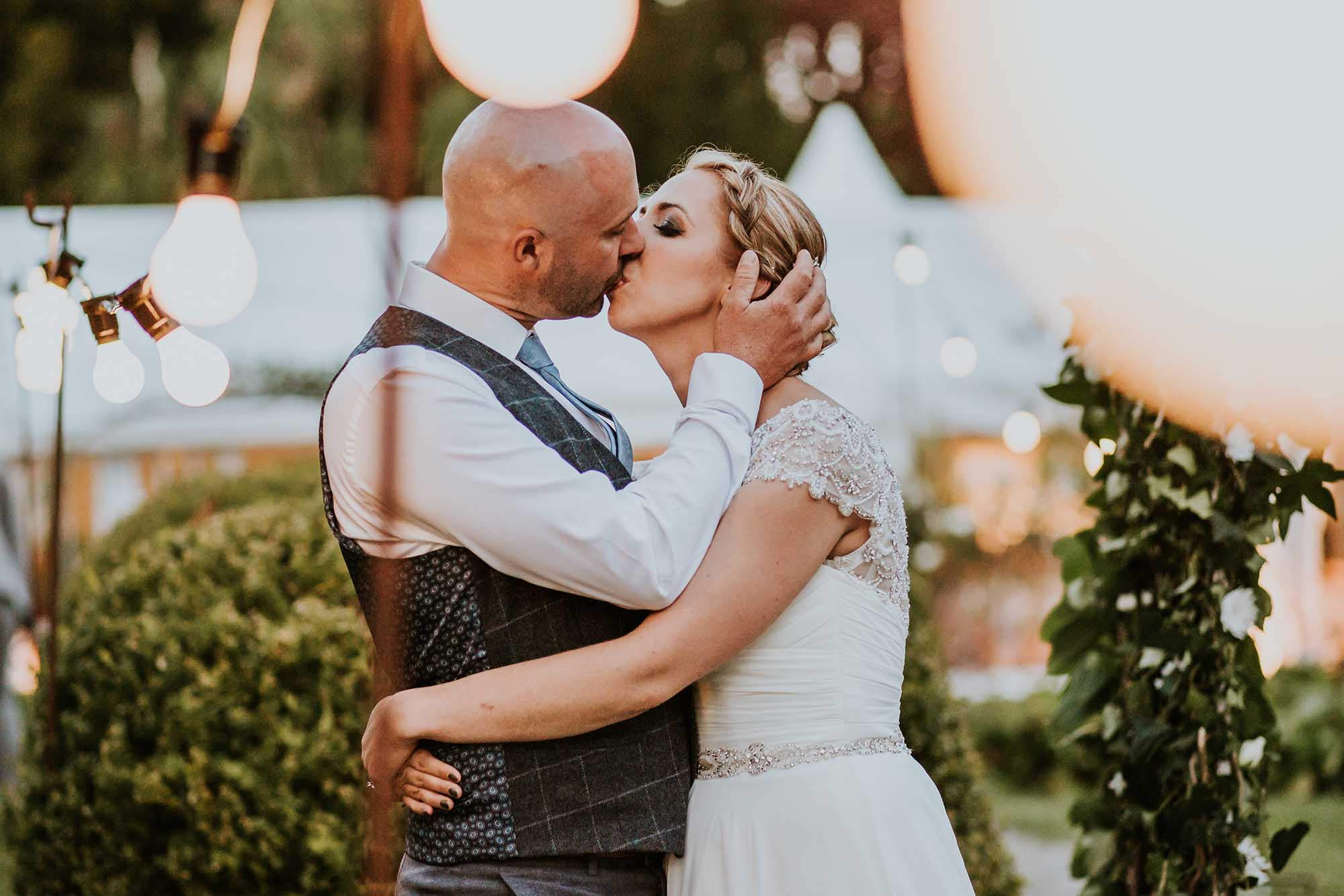 wedding photographs at tros yr afon