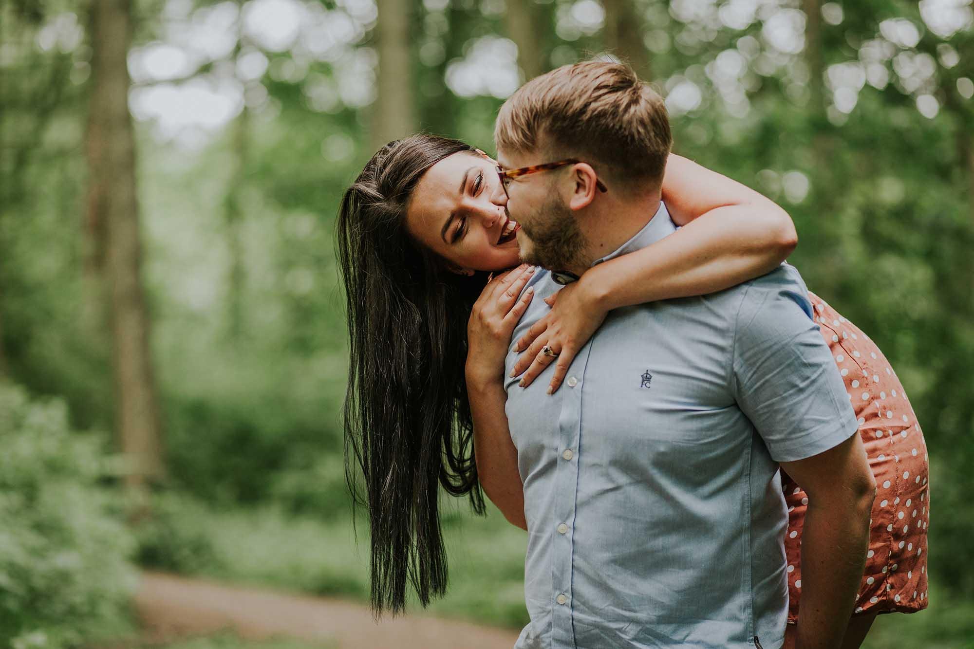Ceurden Valley Park couple photography
